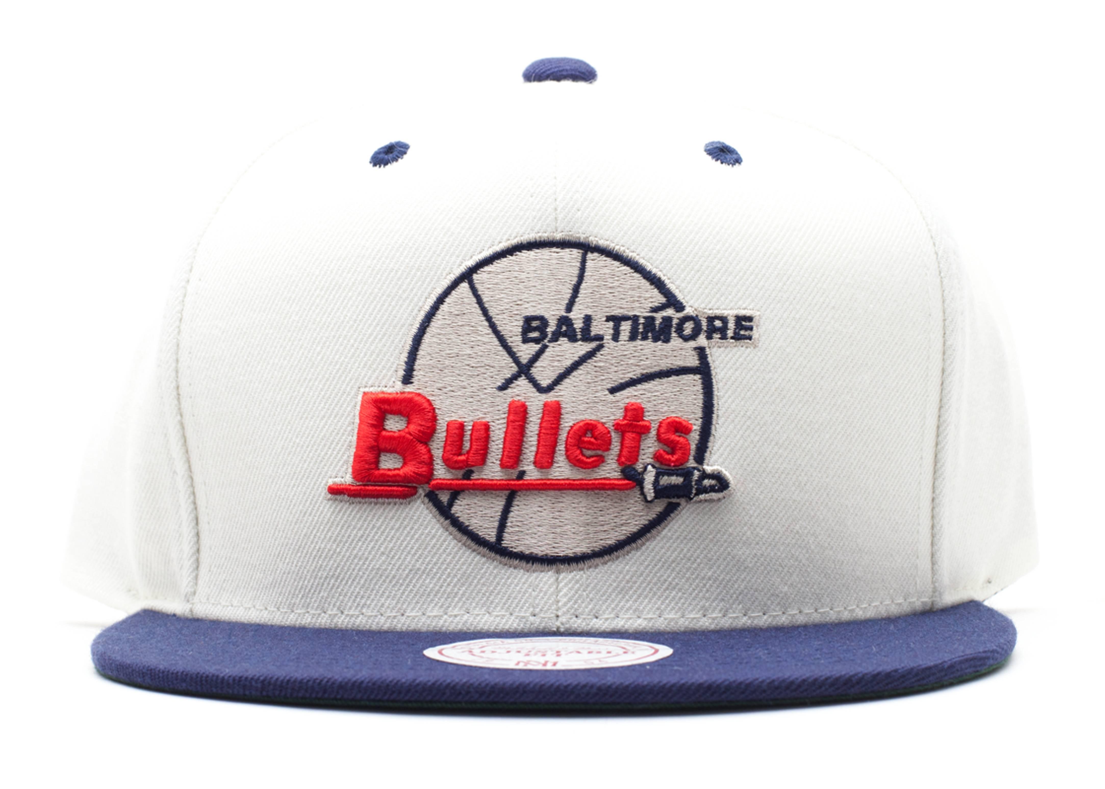 baltimore bullets velcro-strap