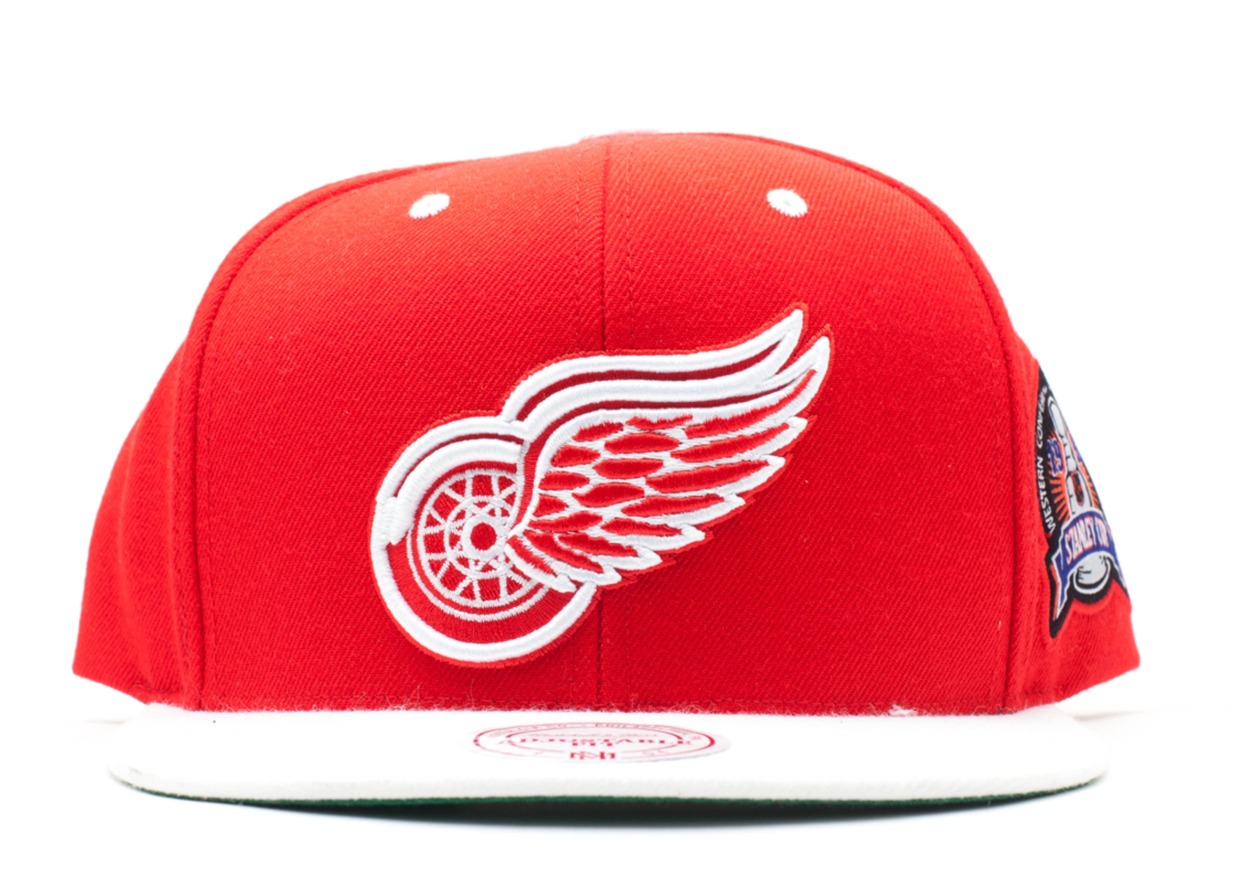 """detroit redwings snap-back """"1998 stanley cup"""""""