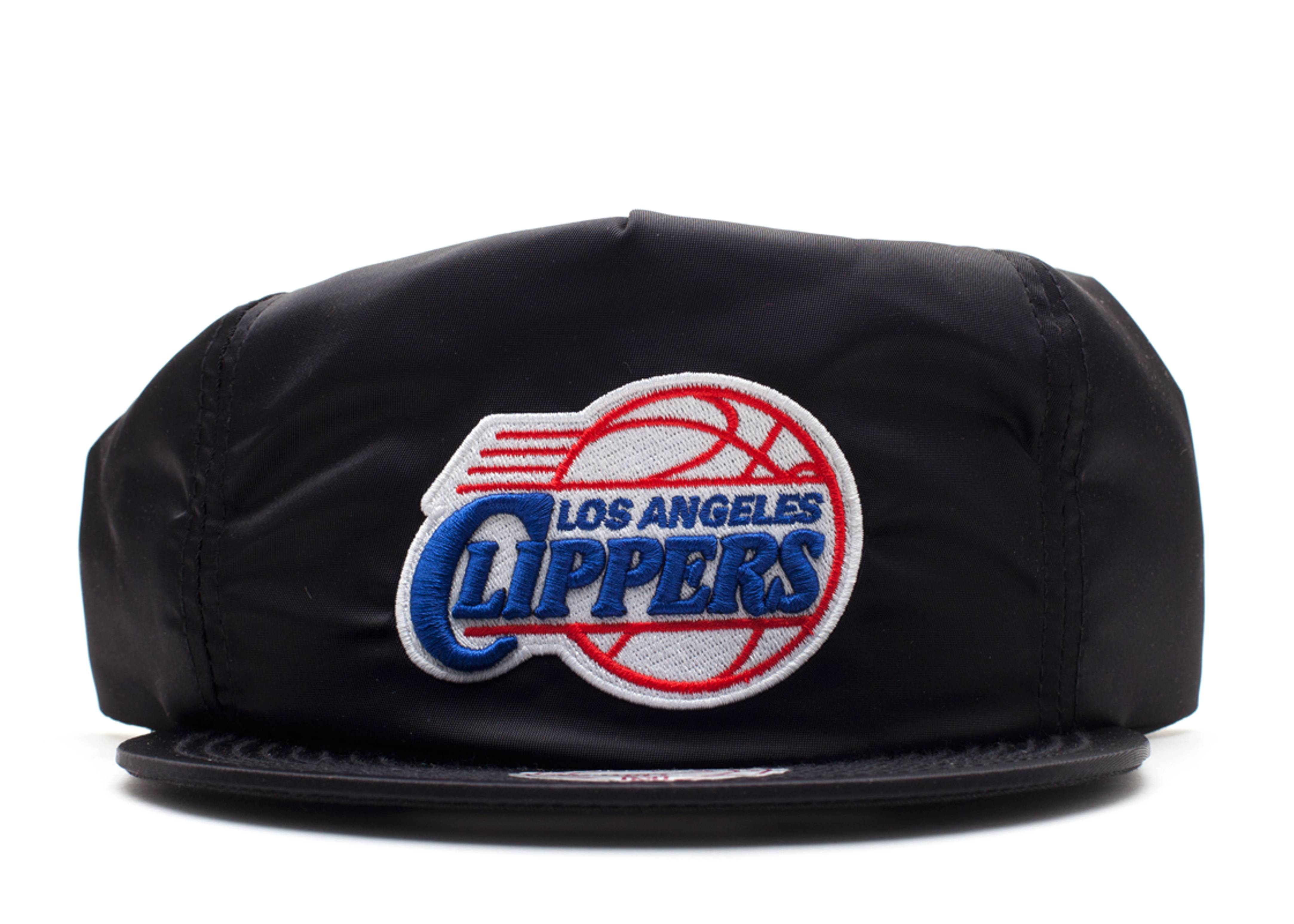"""los angeles clippers zip-back """"nylon"""""""