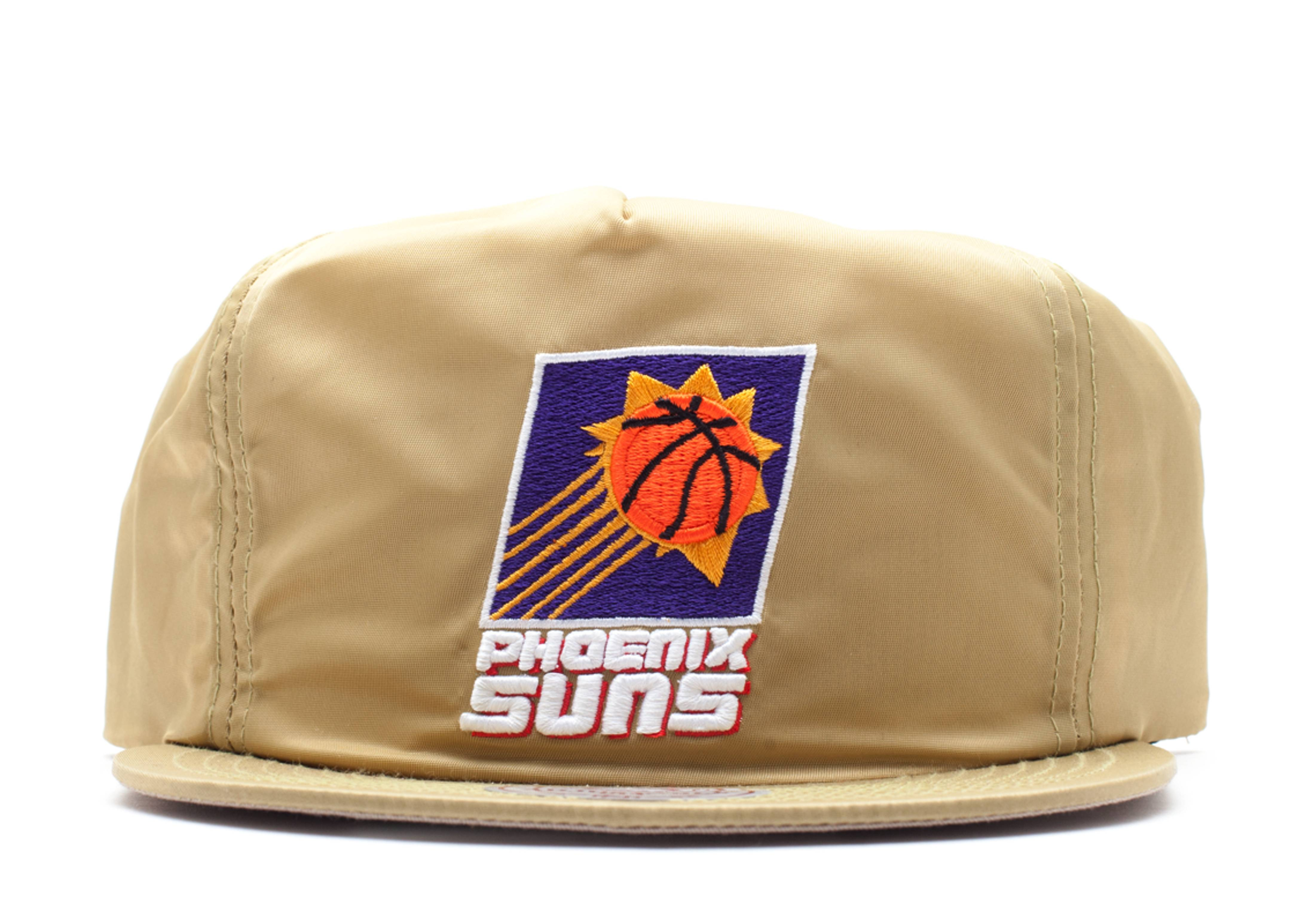 "phoenix suns zip-back ""nylon"""