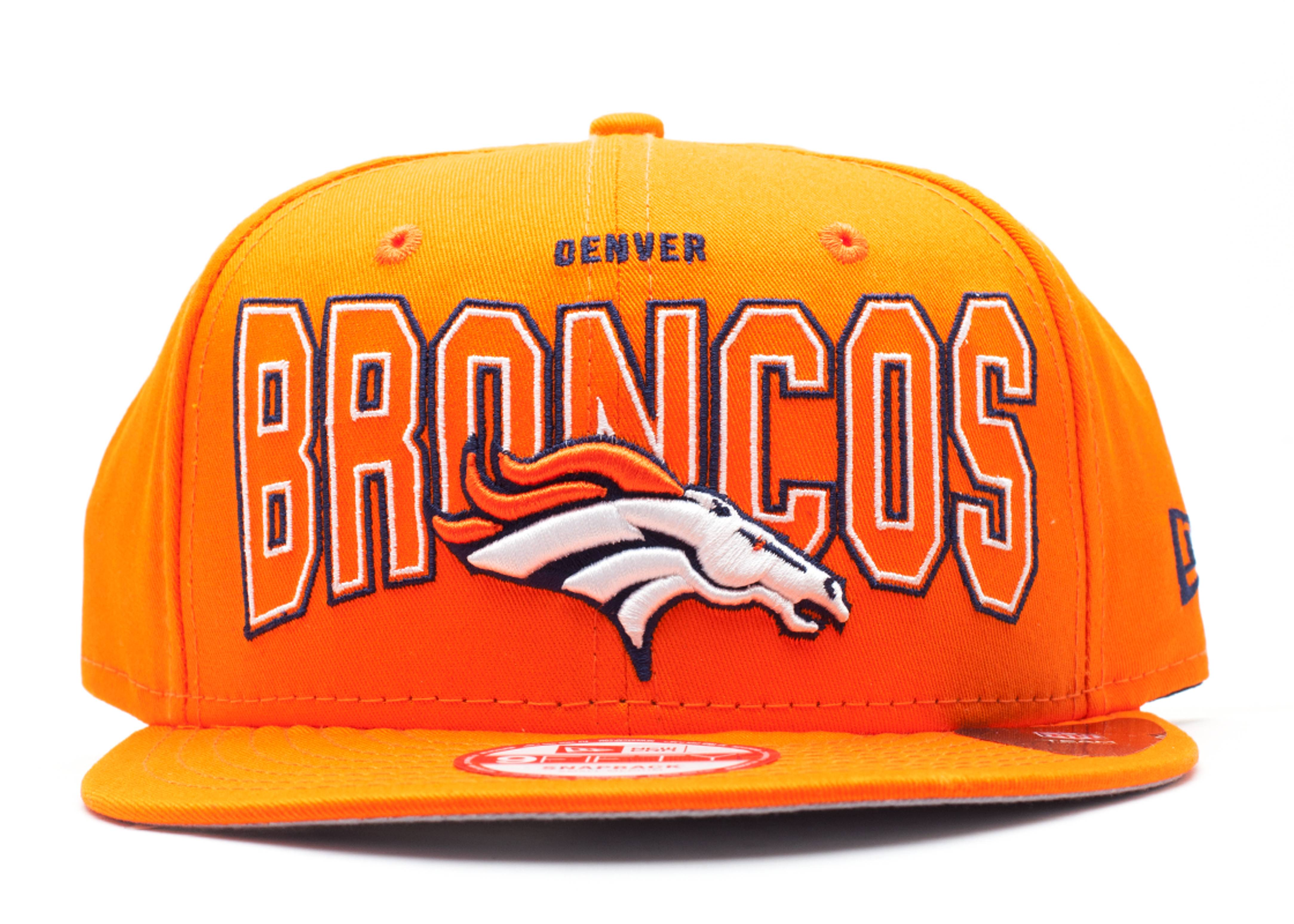 denver broncos snap-back
