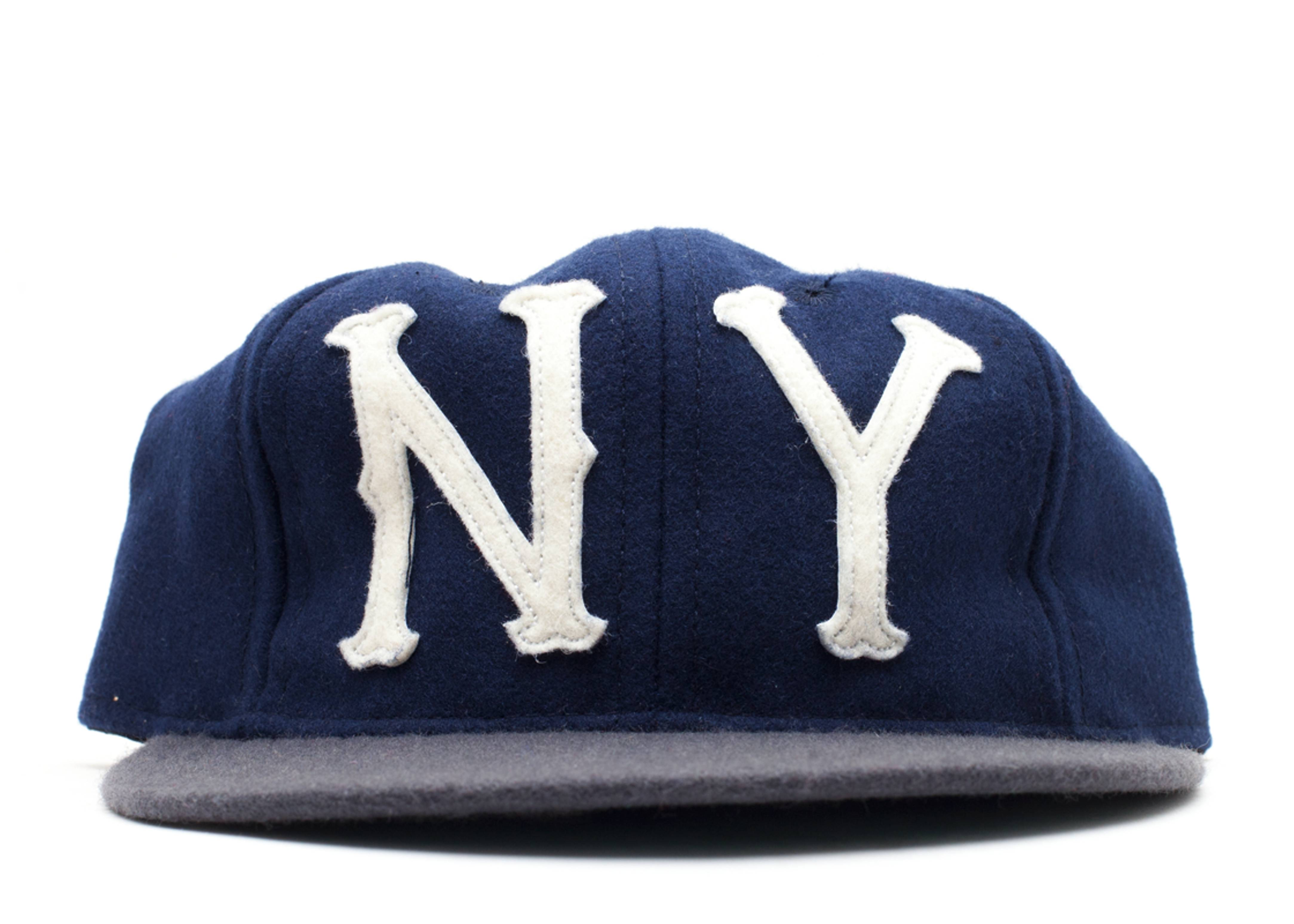"ebbets field x flight club fitted ""vintage onfield"""