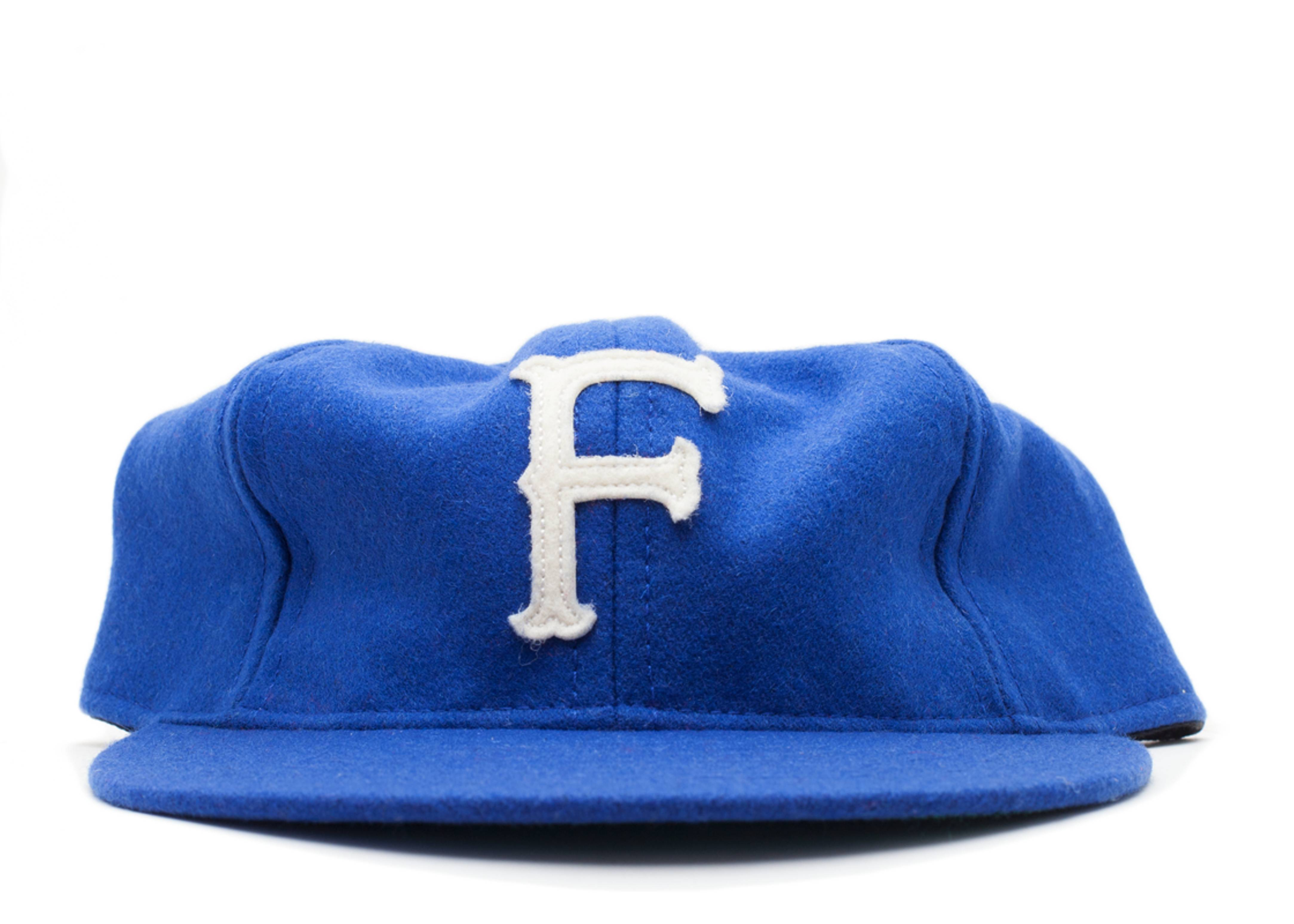 """ebbets field x flight club fitted """"vintage practice"""""""
