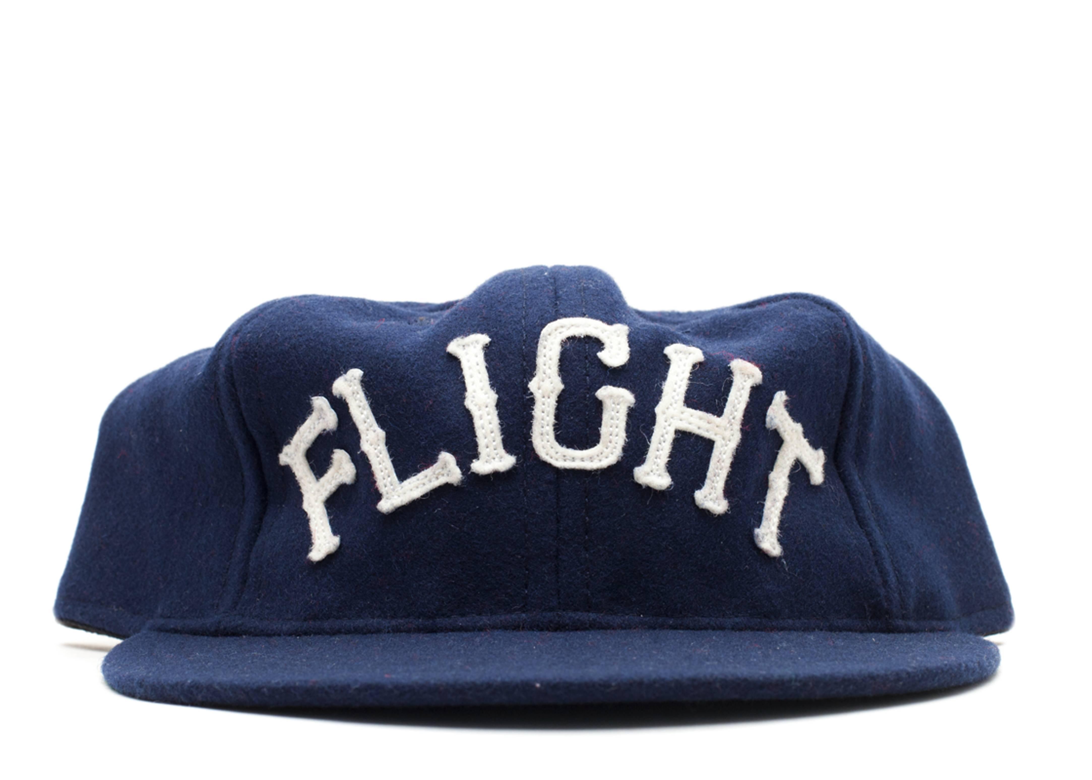"ebbets field x flight club fitted ""vintage flight"""