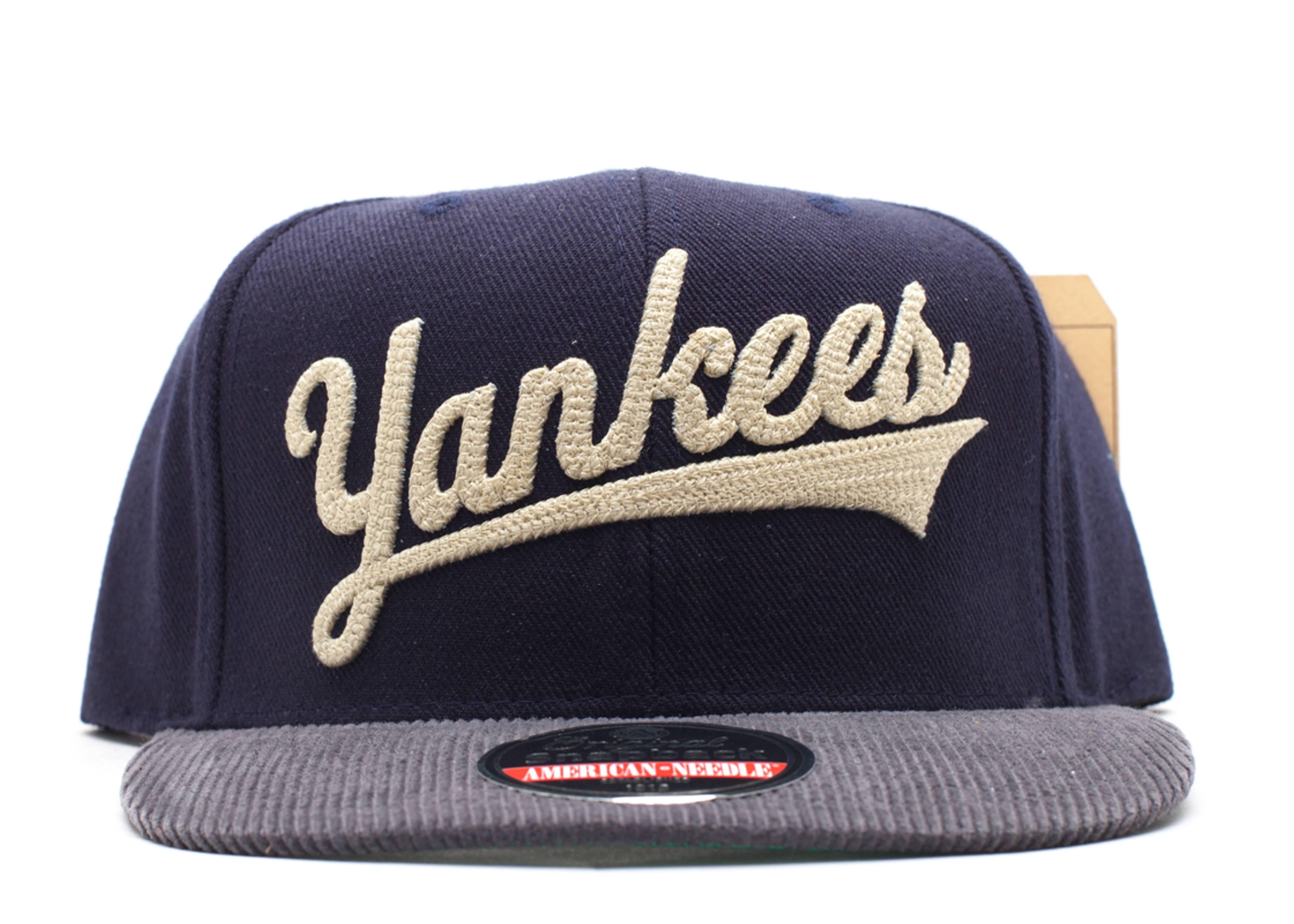 new york yankees snap-back