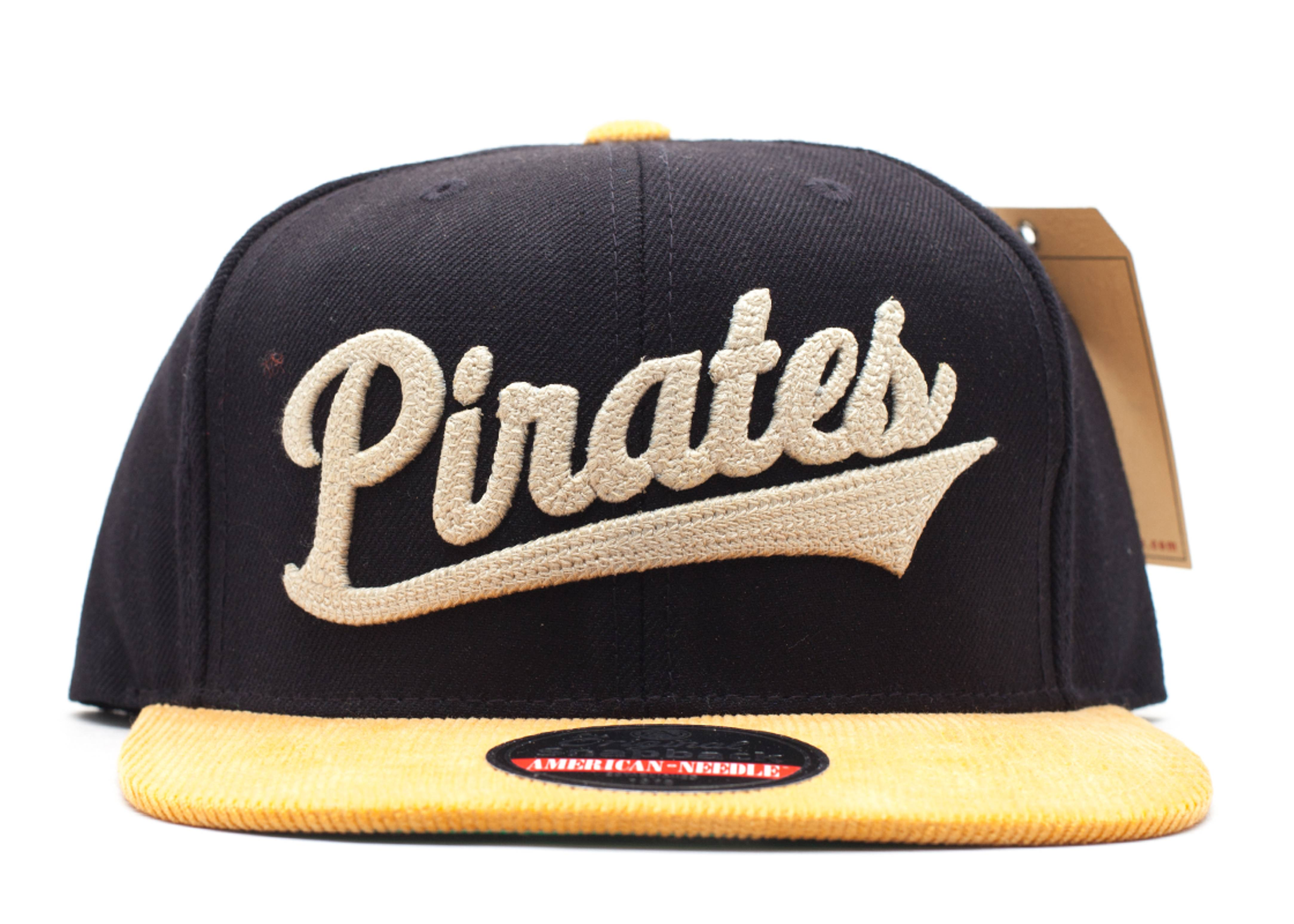 pittsburgh pirate snap-back