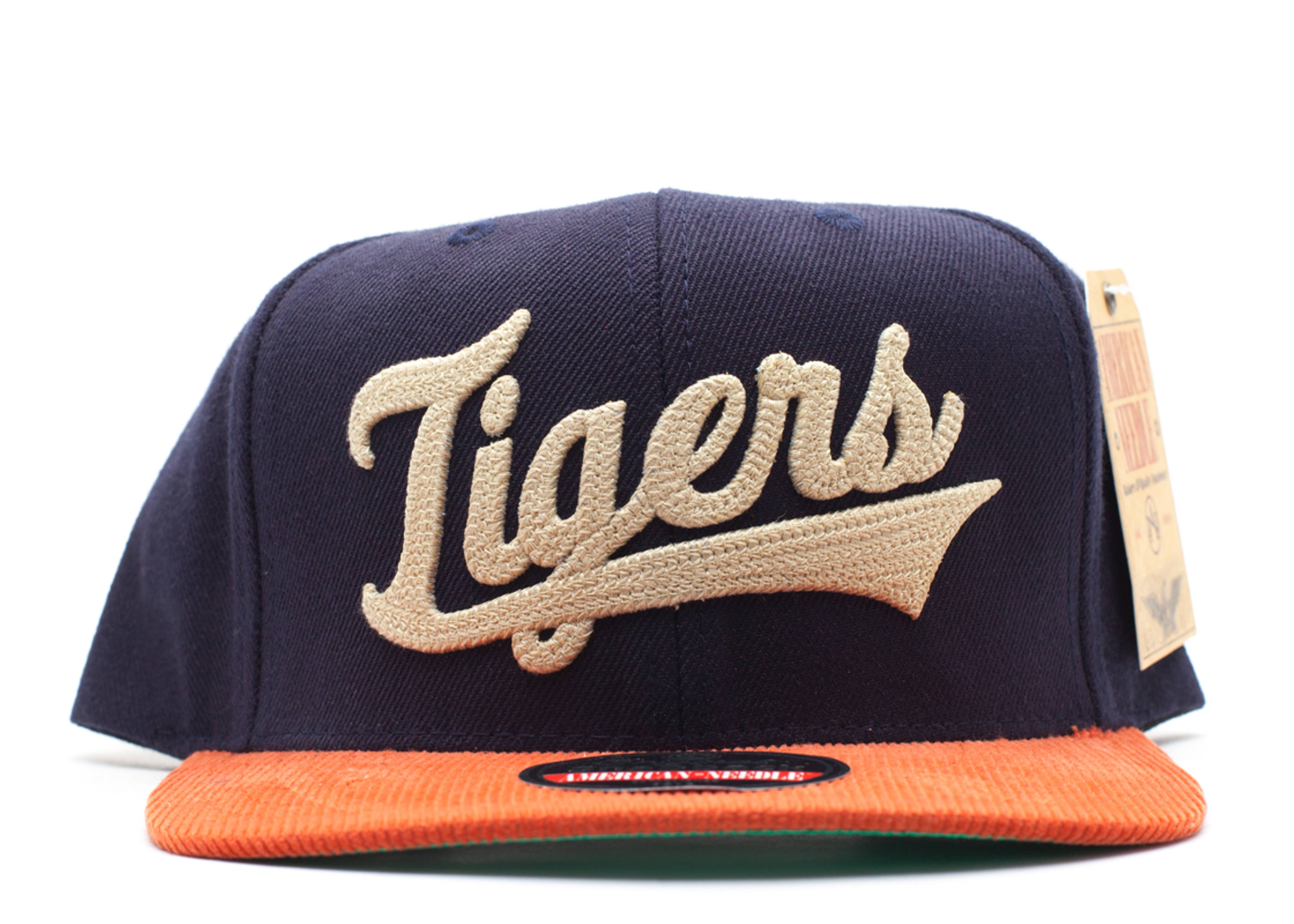 detroit tigers snap-back