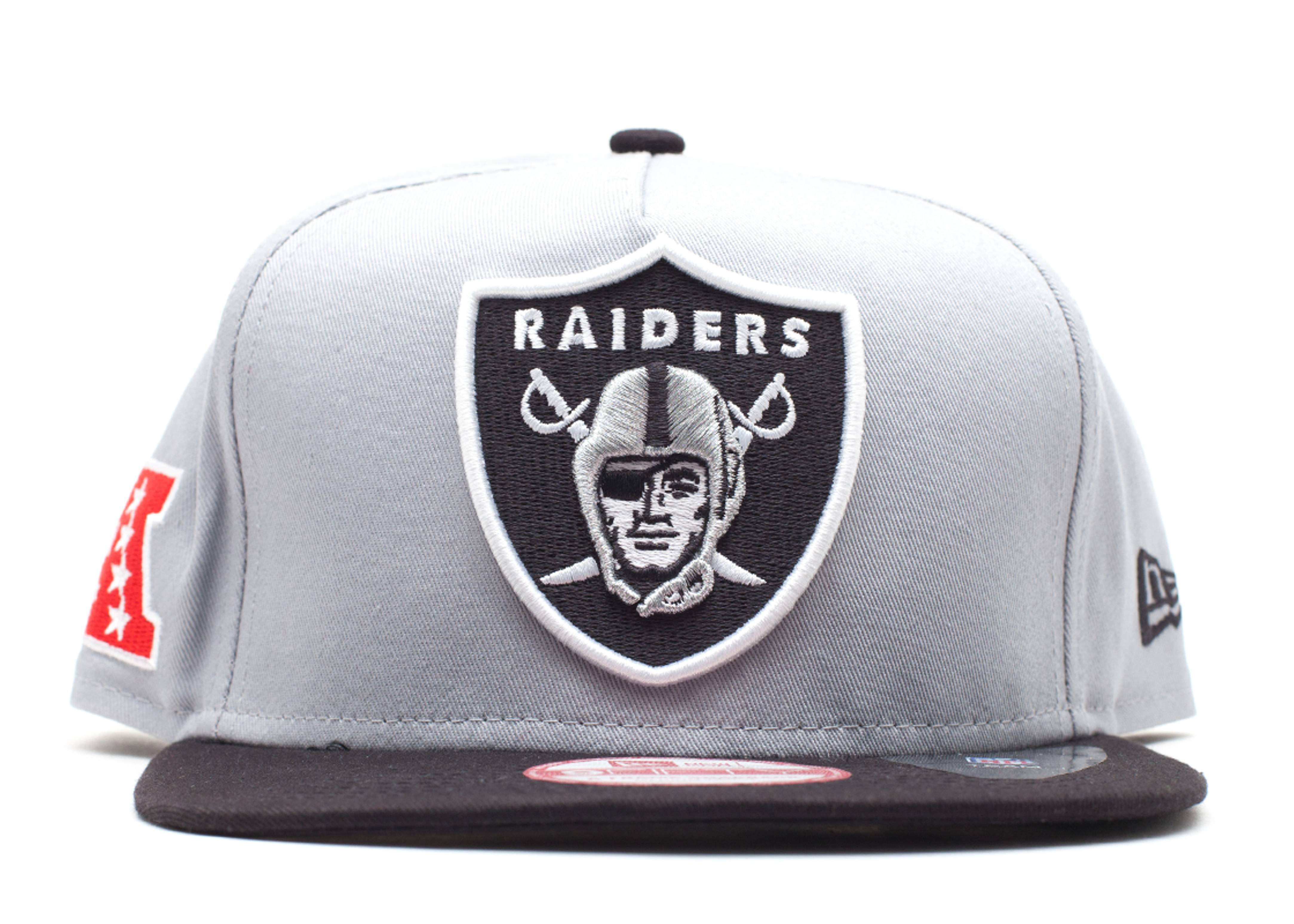 "oakland raiders snap-back ""nfl american"""