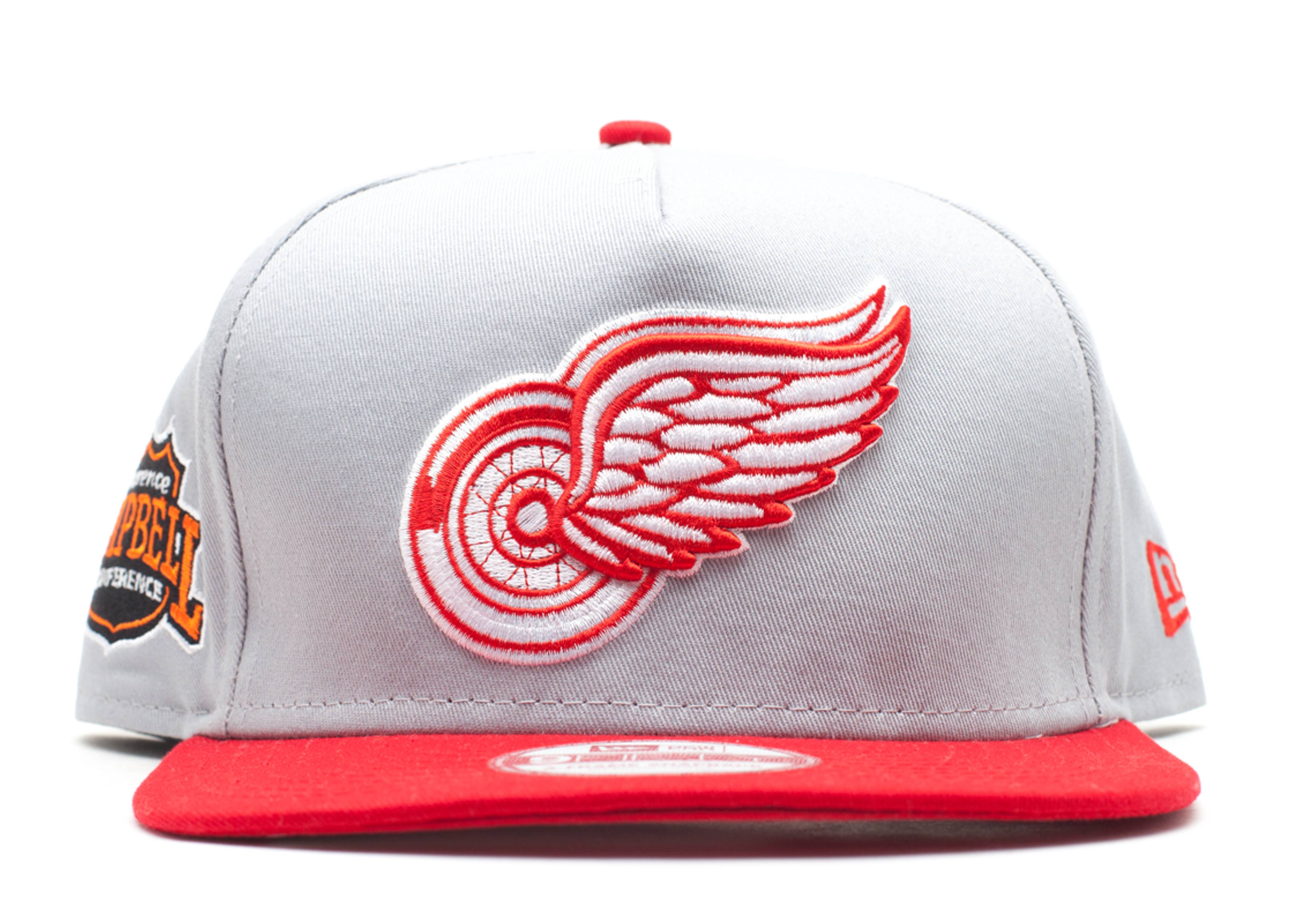 "detroit red wings snap-back ""c.a.m"""