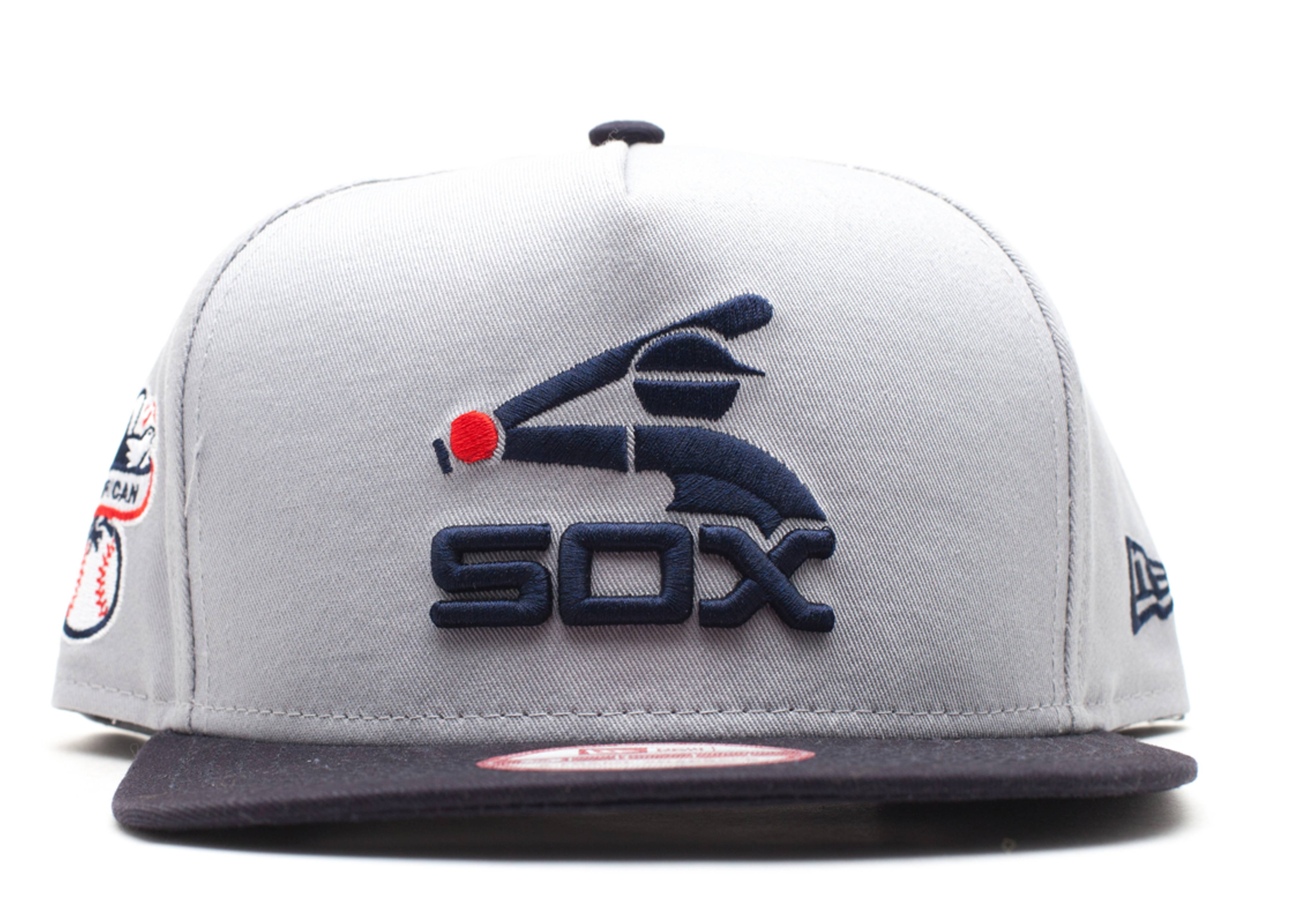 "chicago whitesox snap-back ""american league"""