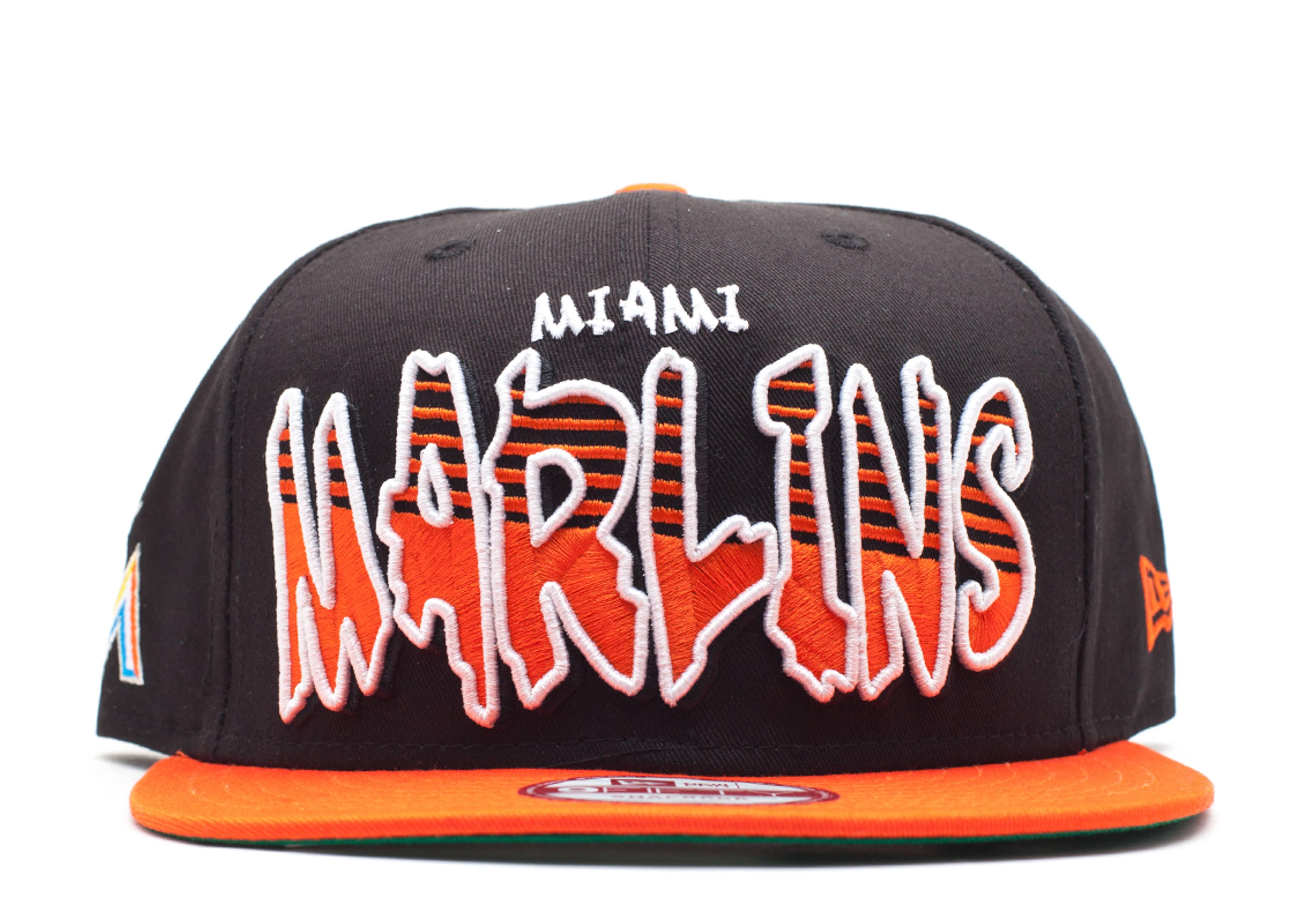 miami marlins snap-back