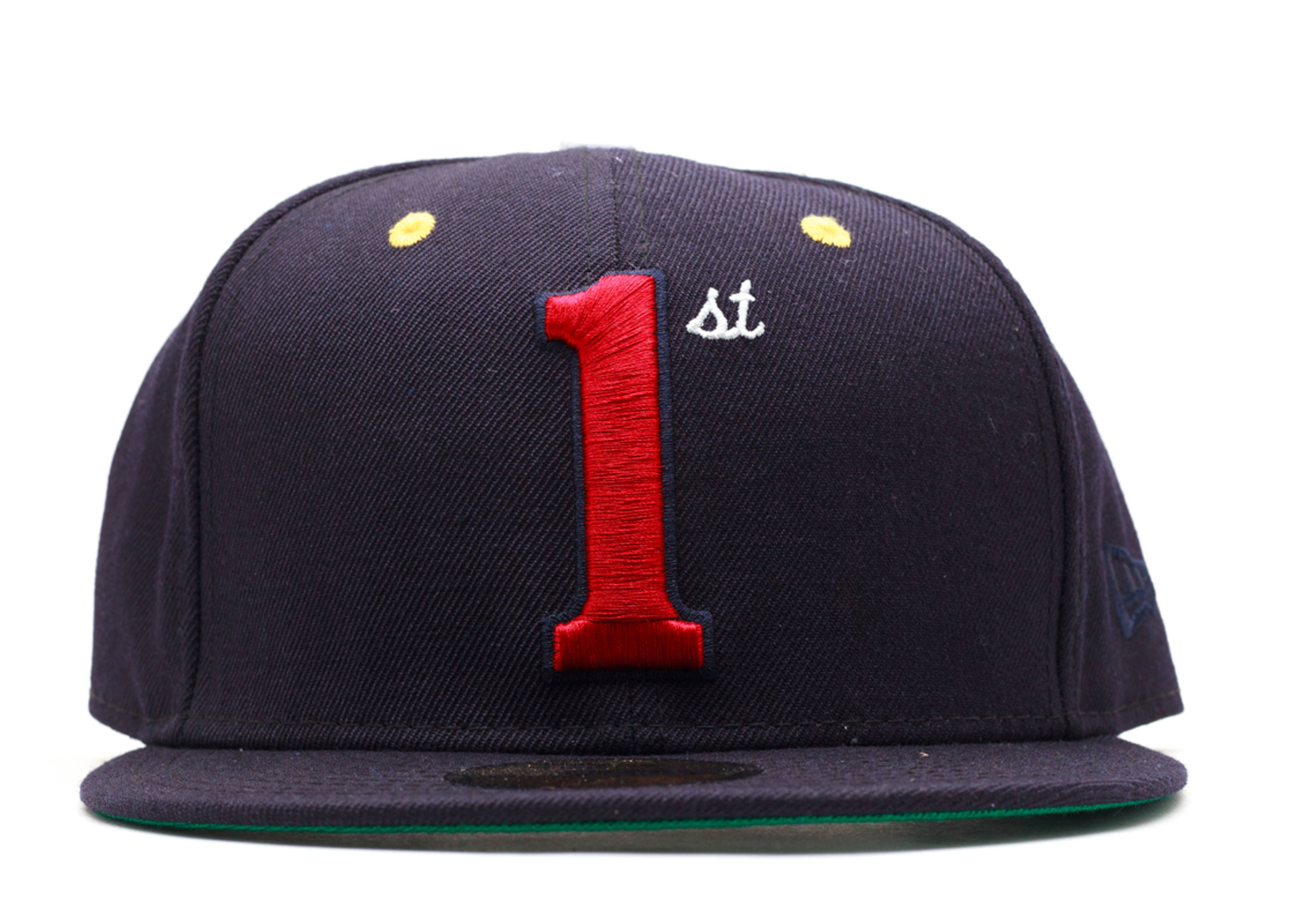 number 1 new era fitted