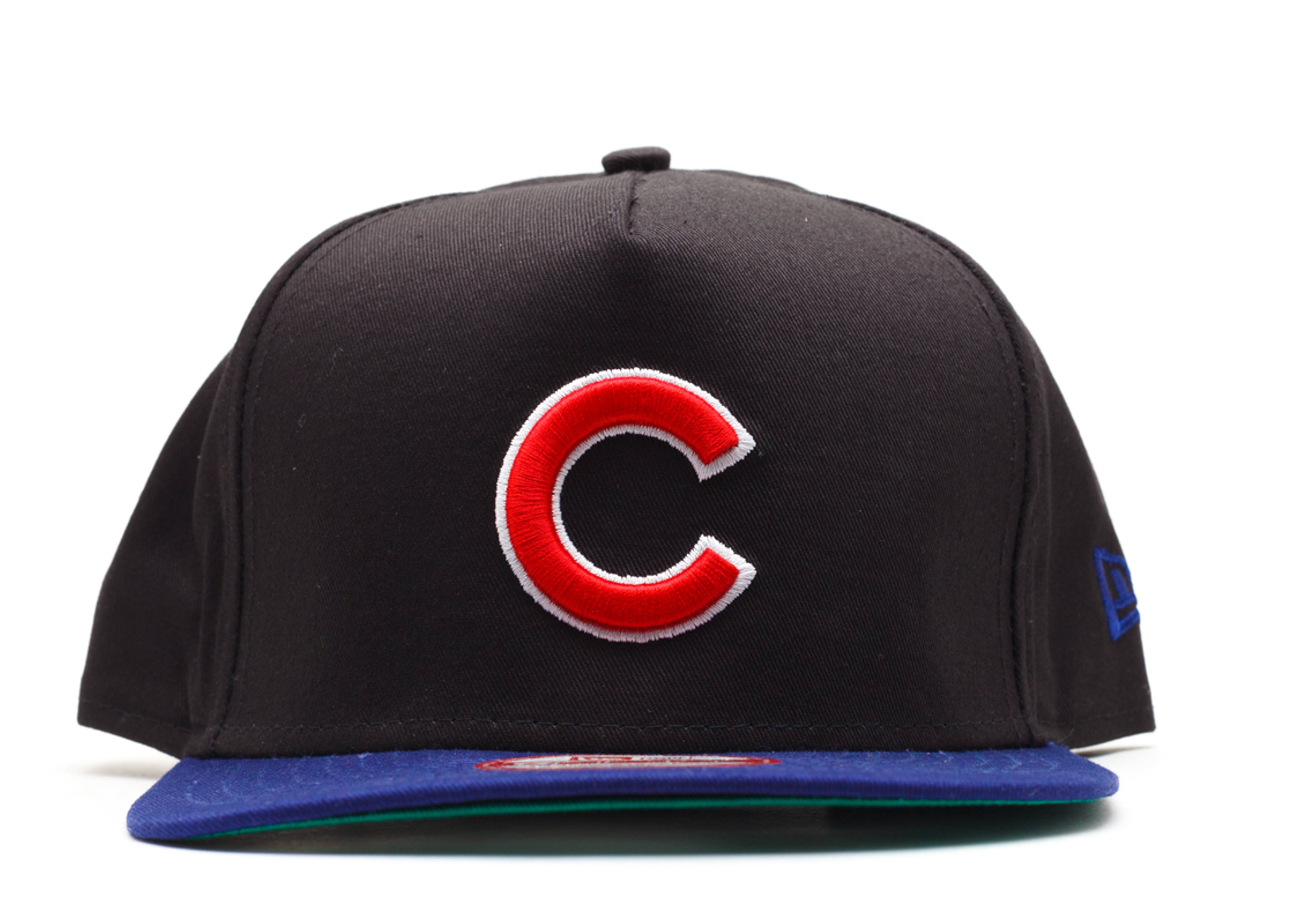 chicago cubs velcro-strap