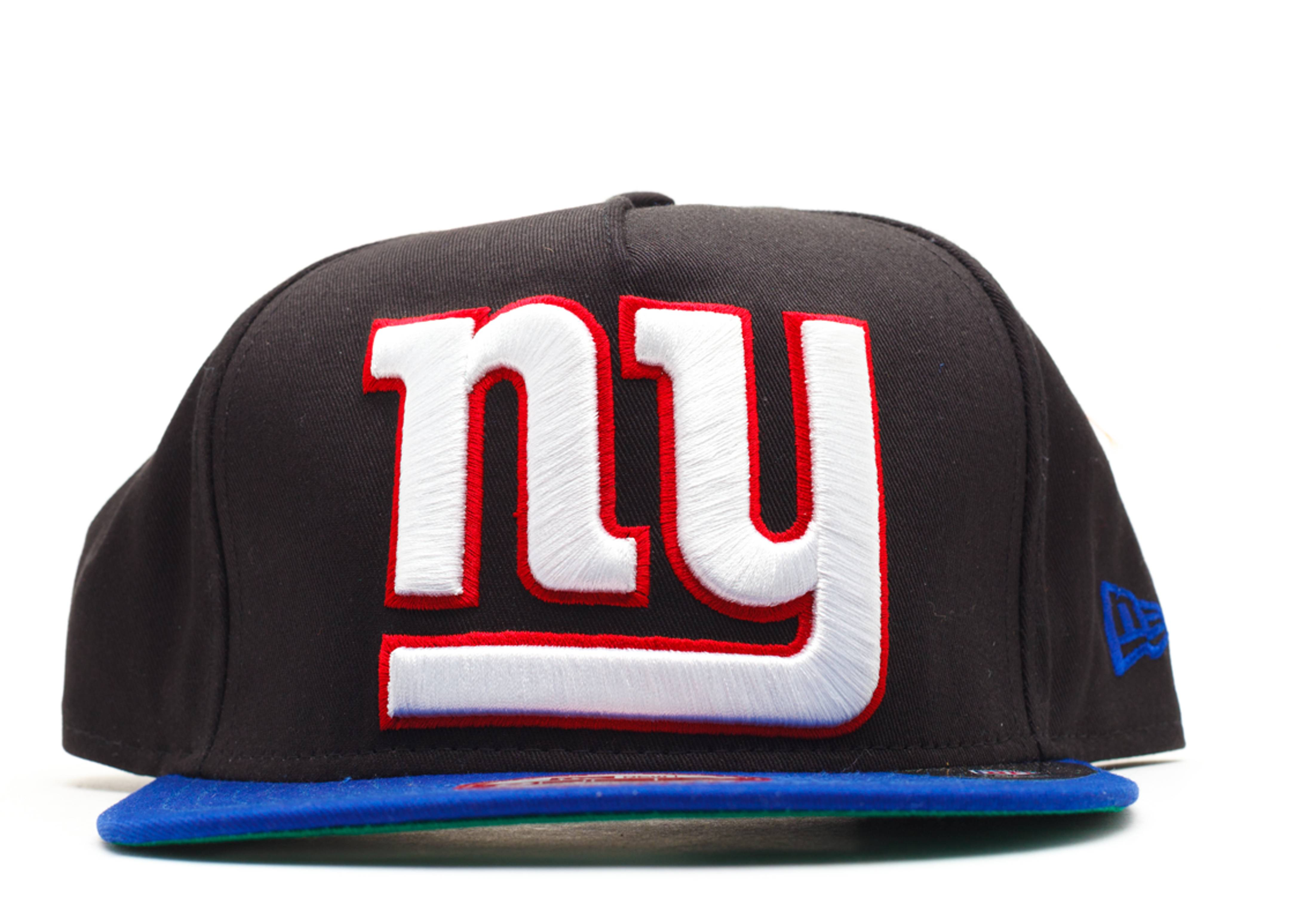 new york giants velcro-strap