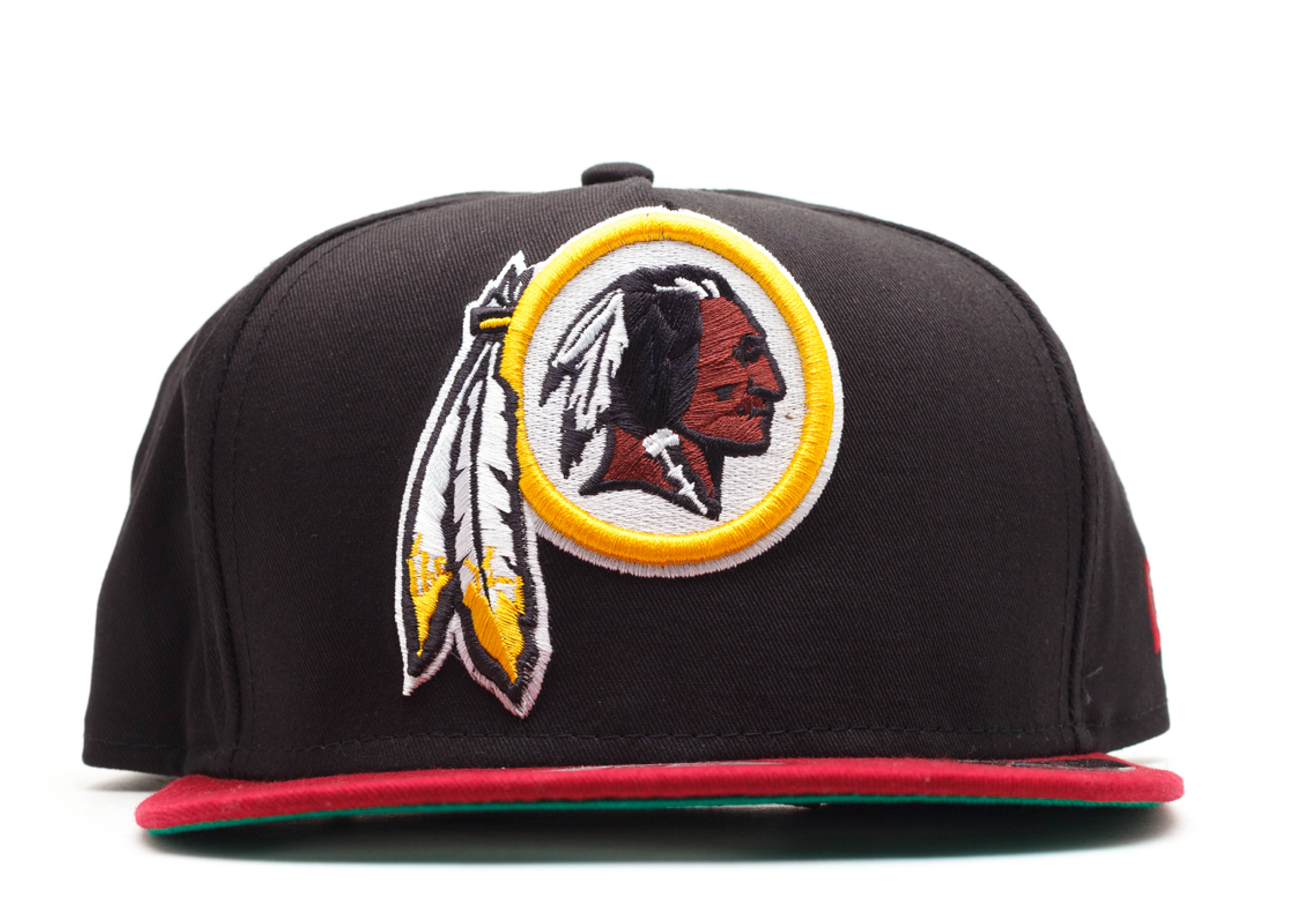 washington redskins velcro-strap