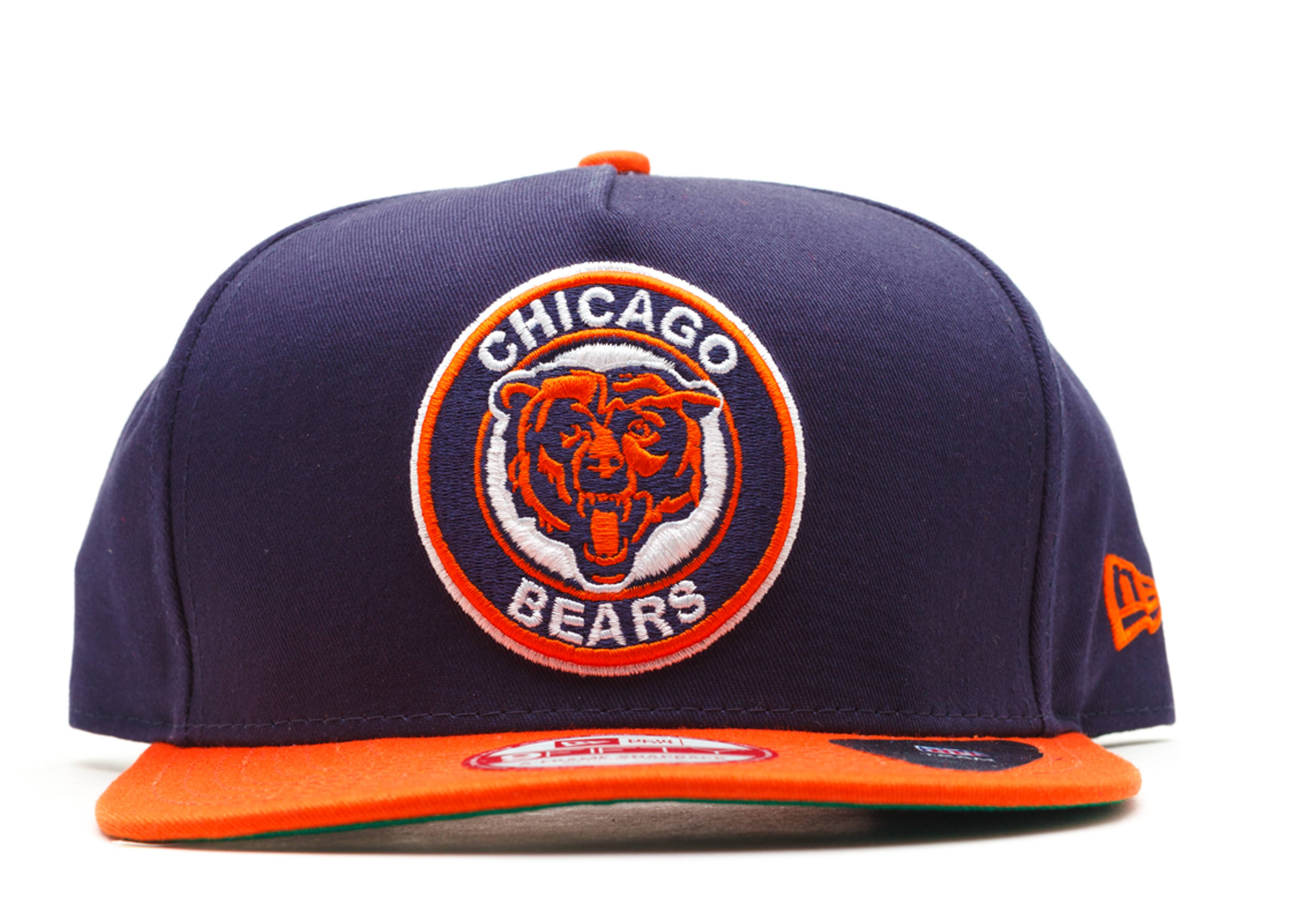 chicago bears snap-back