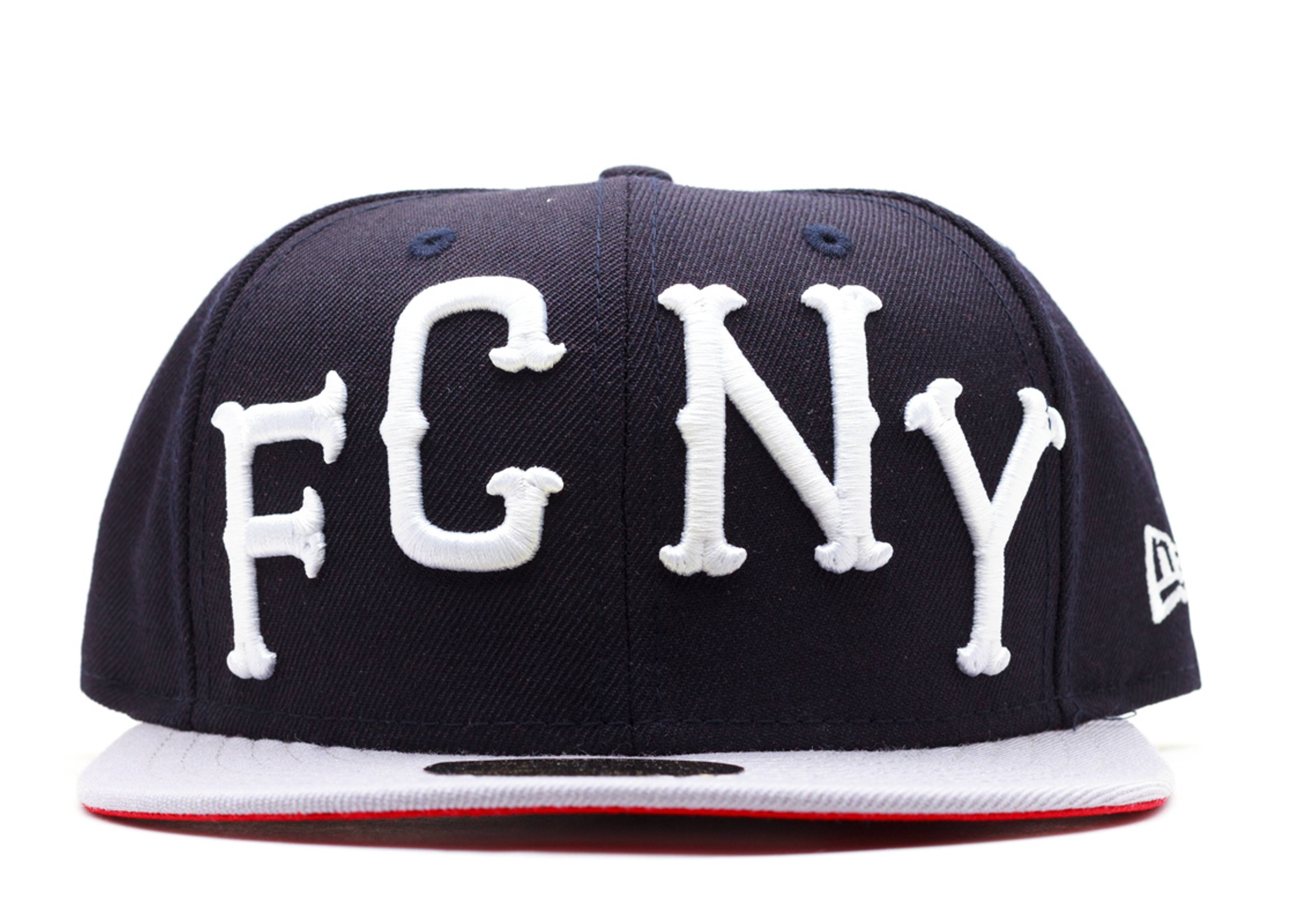 "new era x flight club fitted ""gotham"""