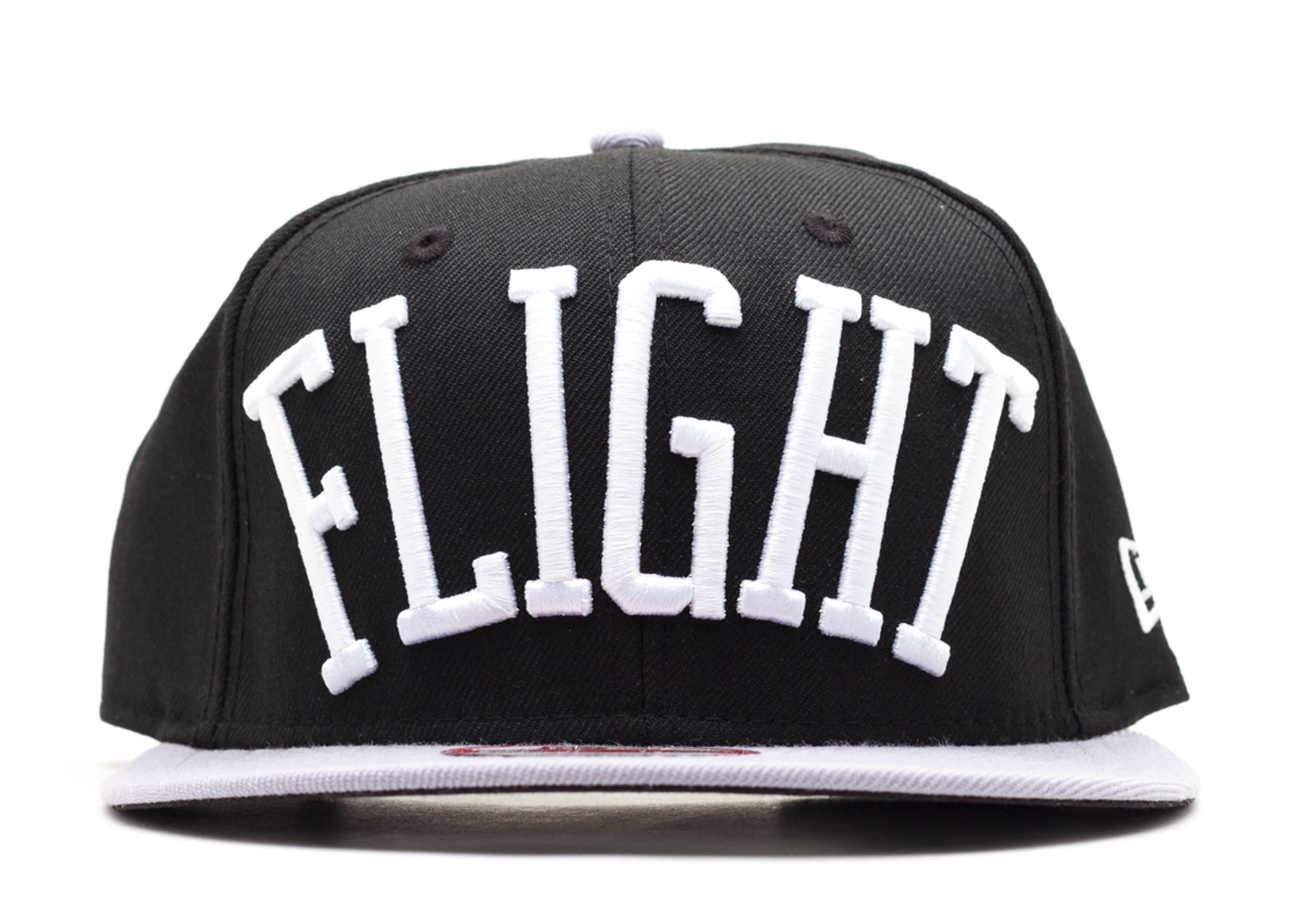 "new era x flight club snap-back ""flight"""
