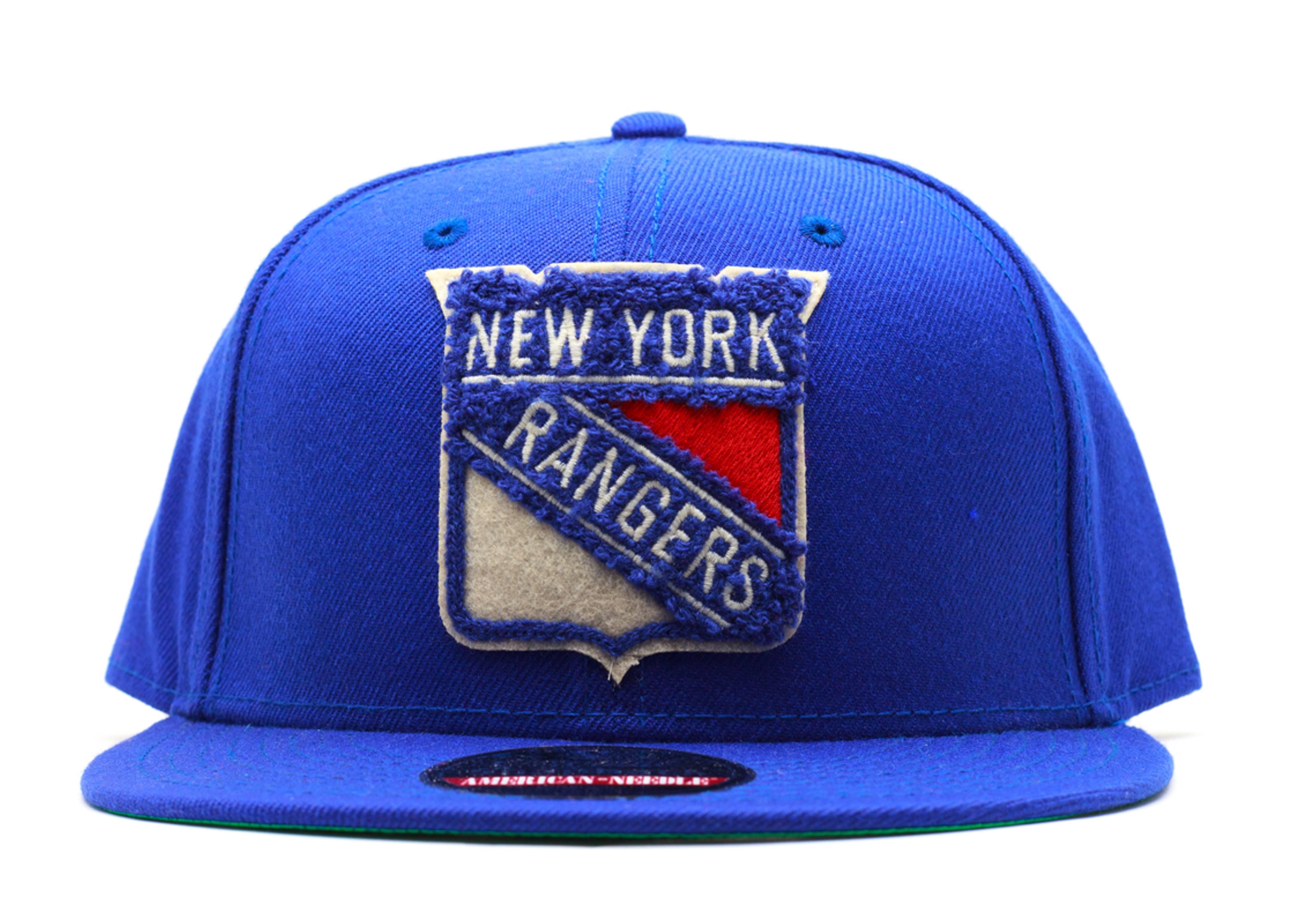 "new york rangers snap-back ""varsity"""