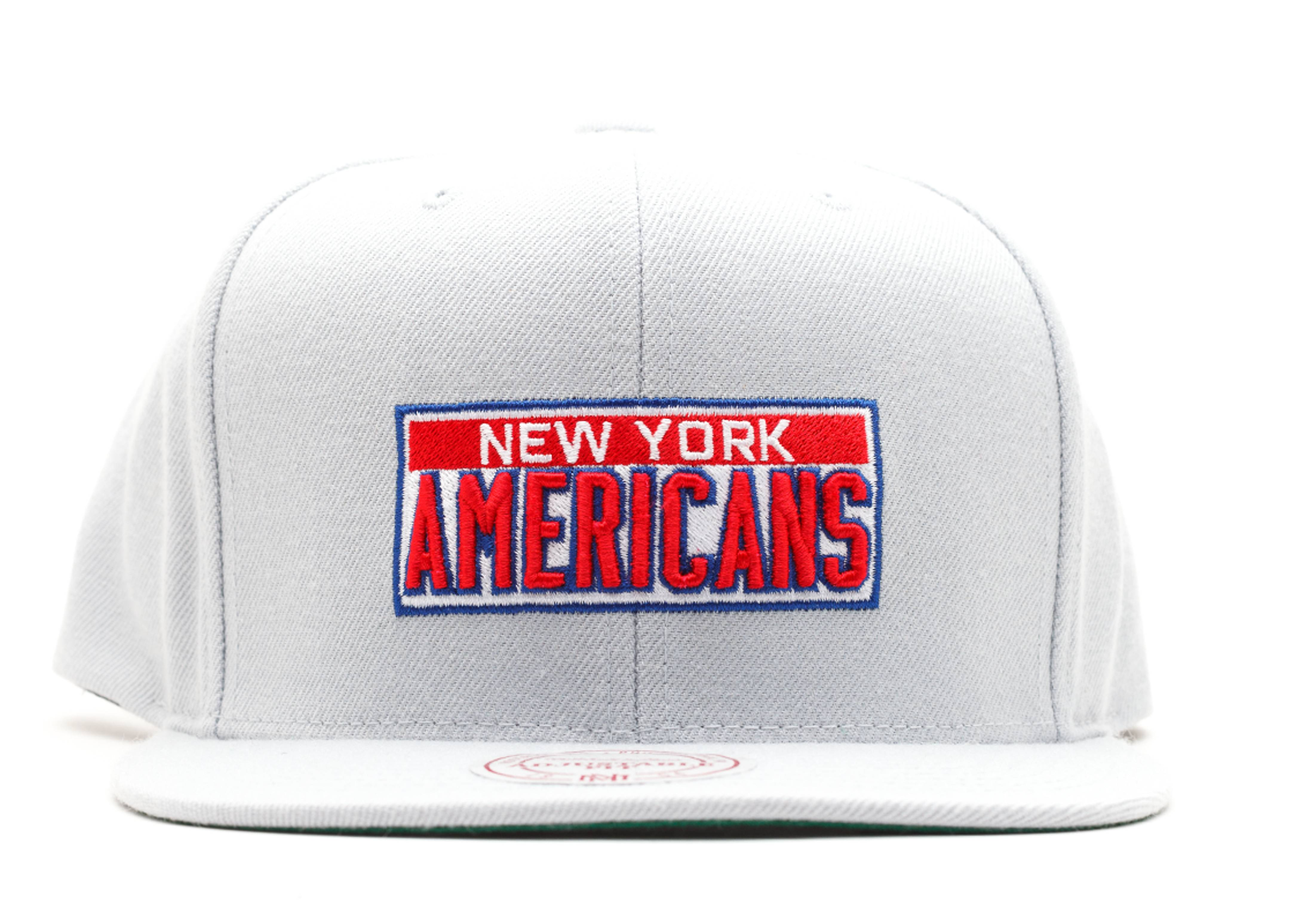 new york americans snap-back