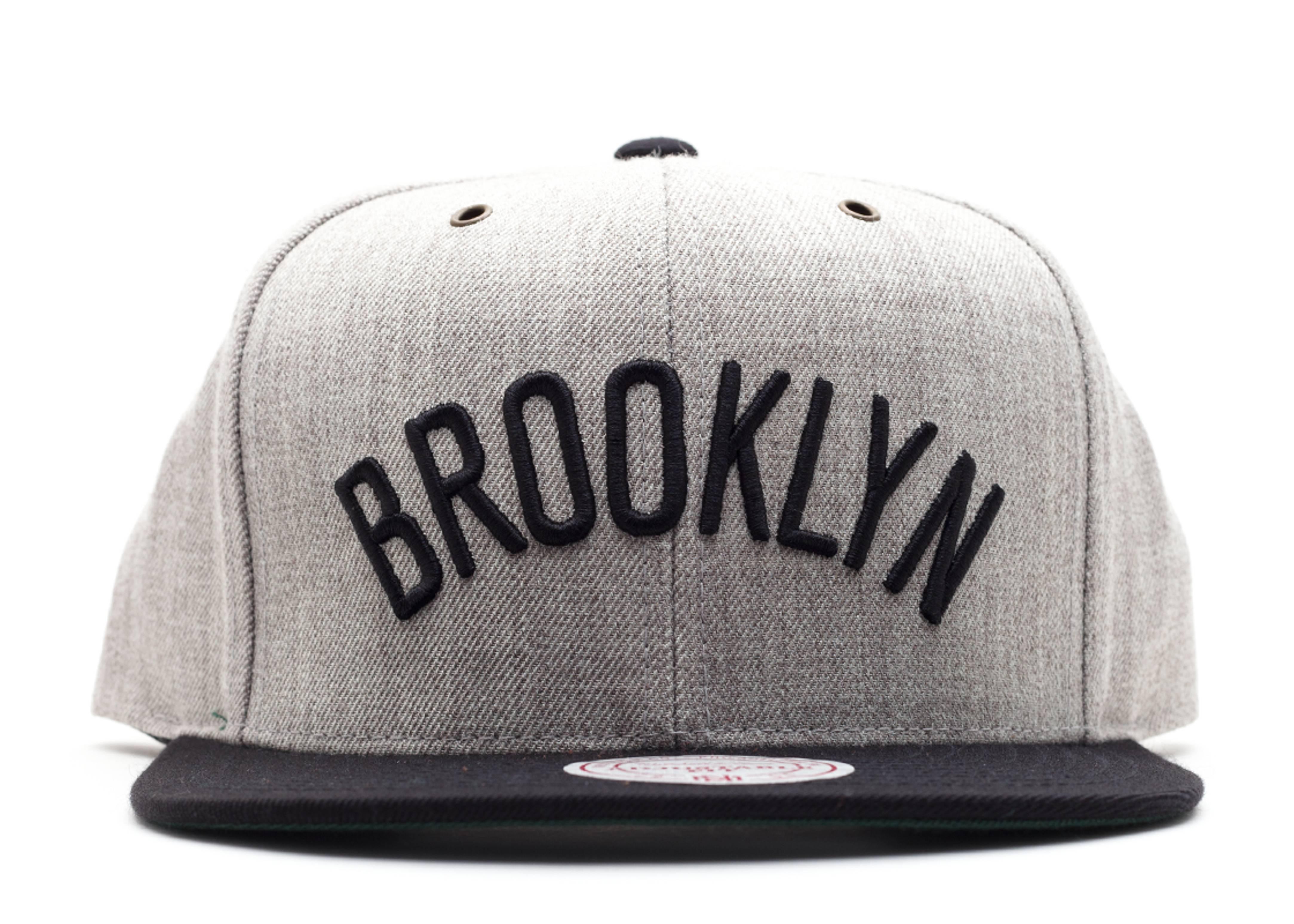 brooklyn nets strap-back