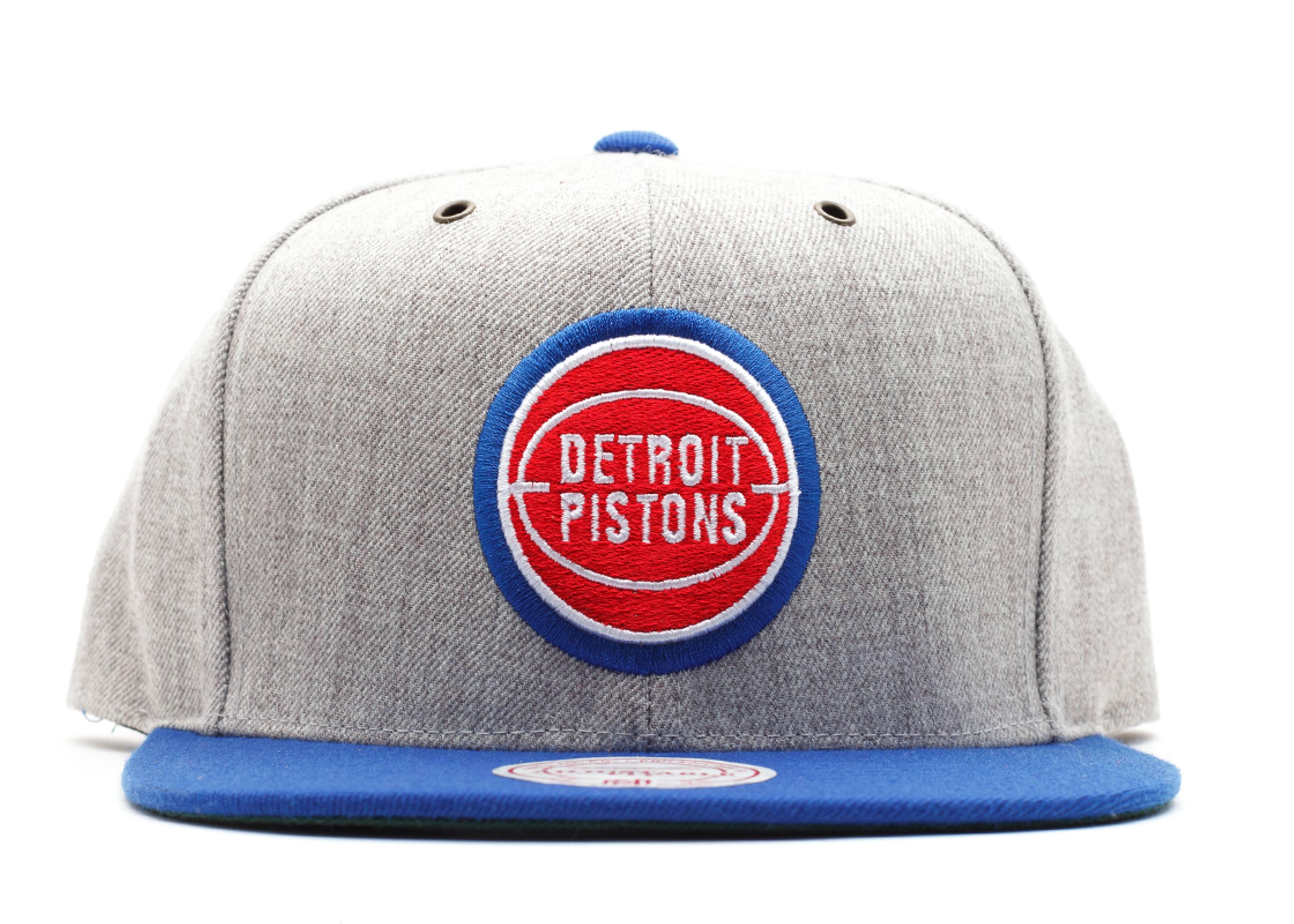 detroit pistons strap-back