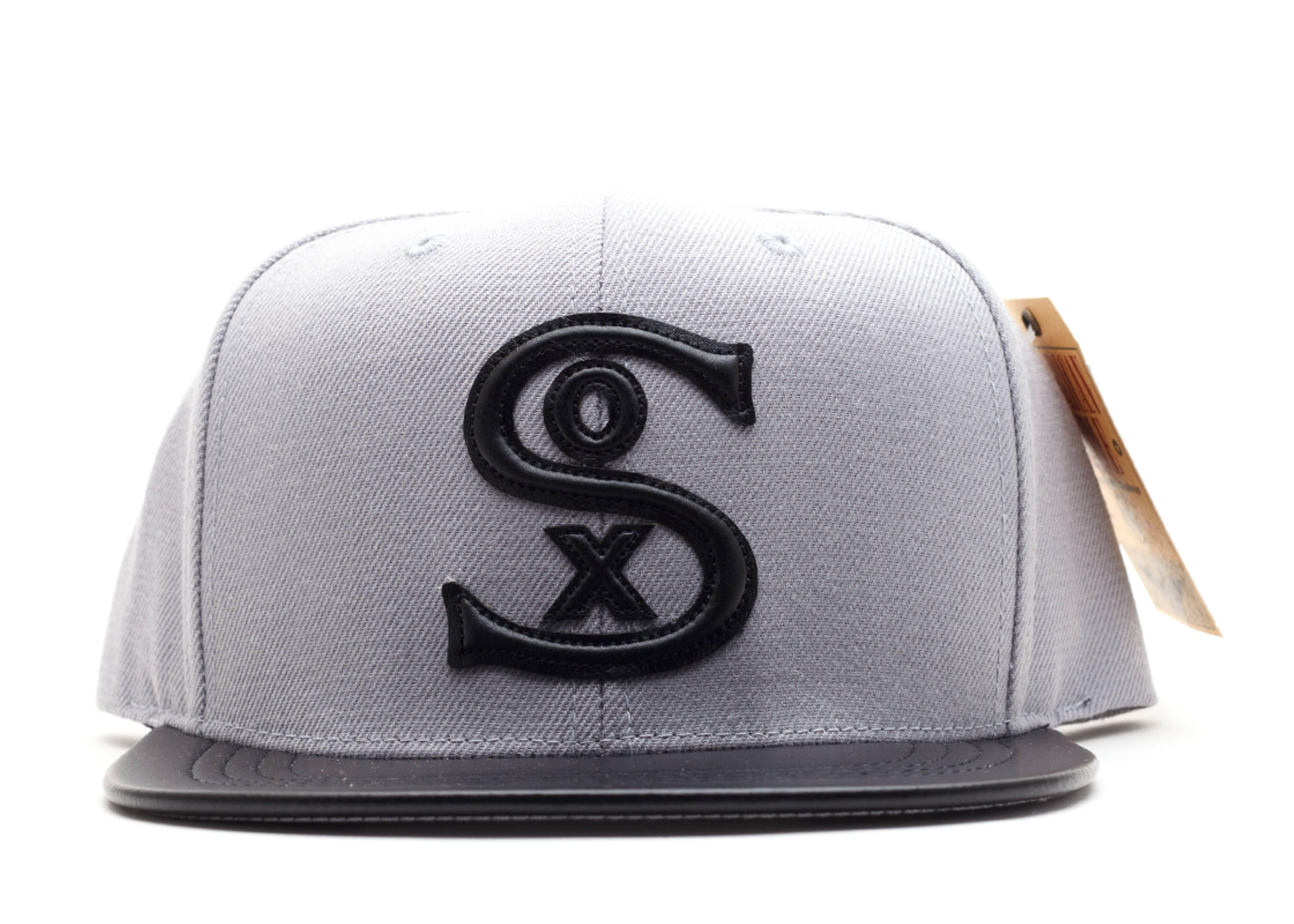 chicago white sox strap-back
