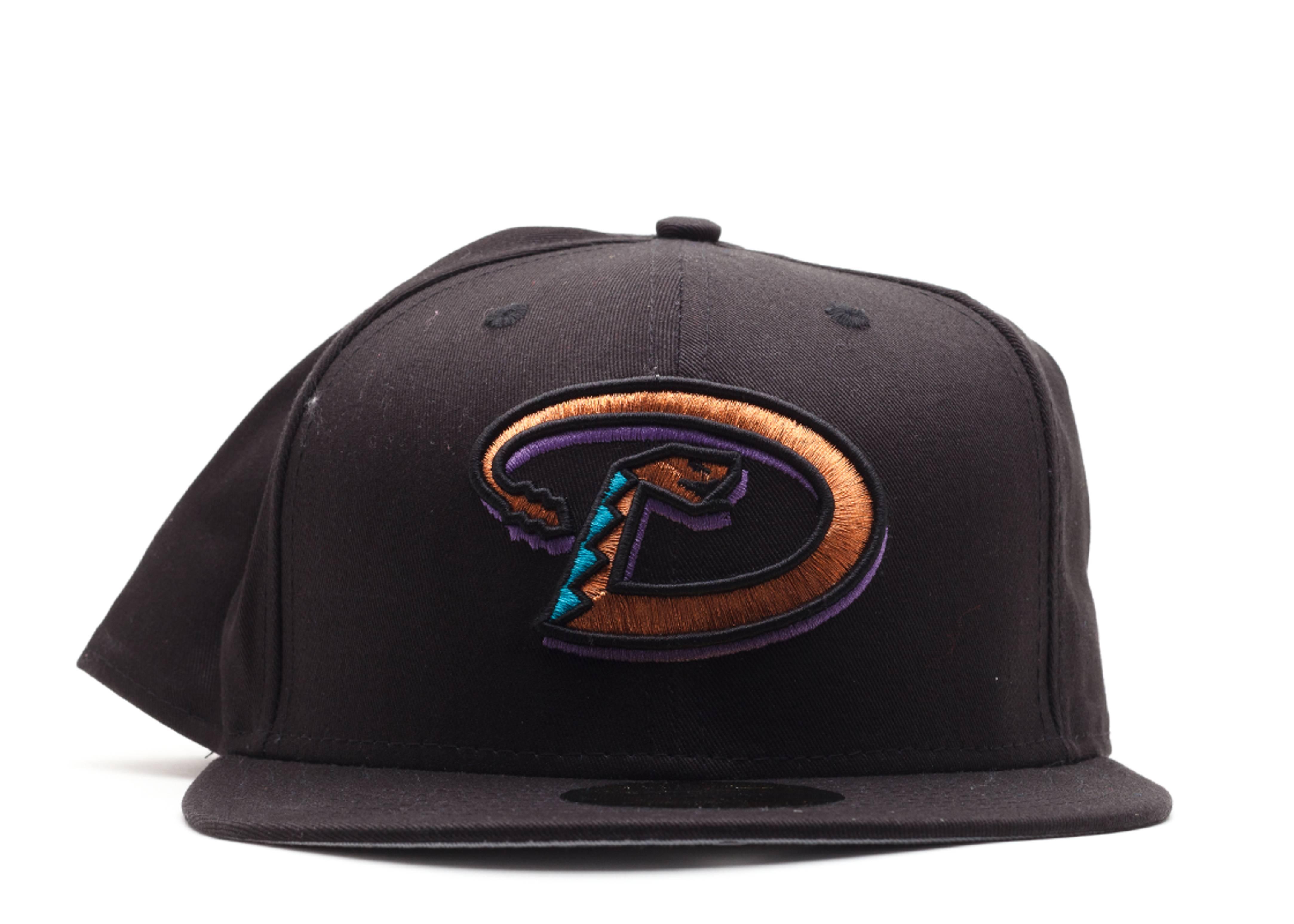 "arizona diamondbacks fitted ""1999-2006 road"""