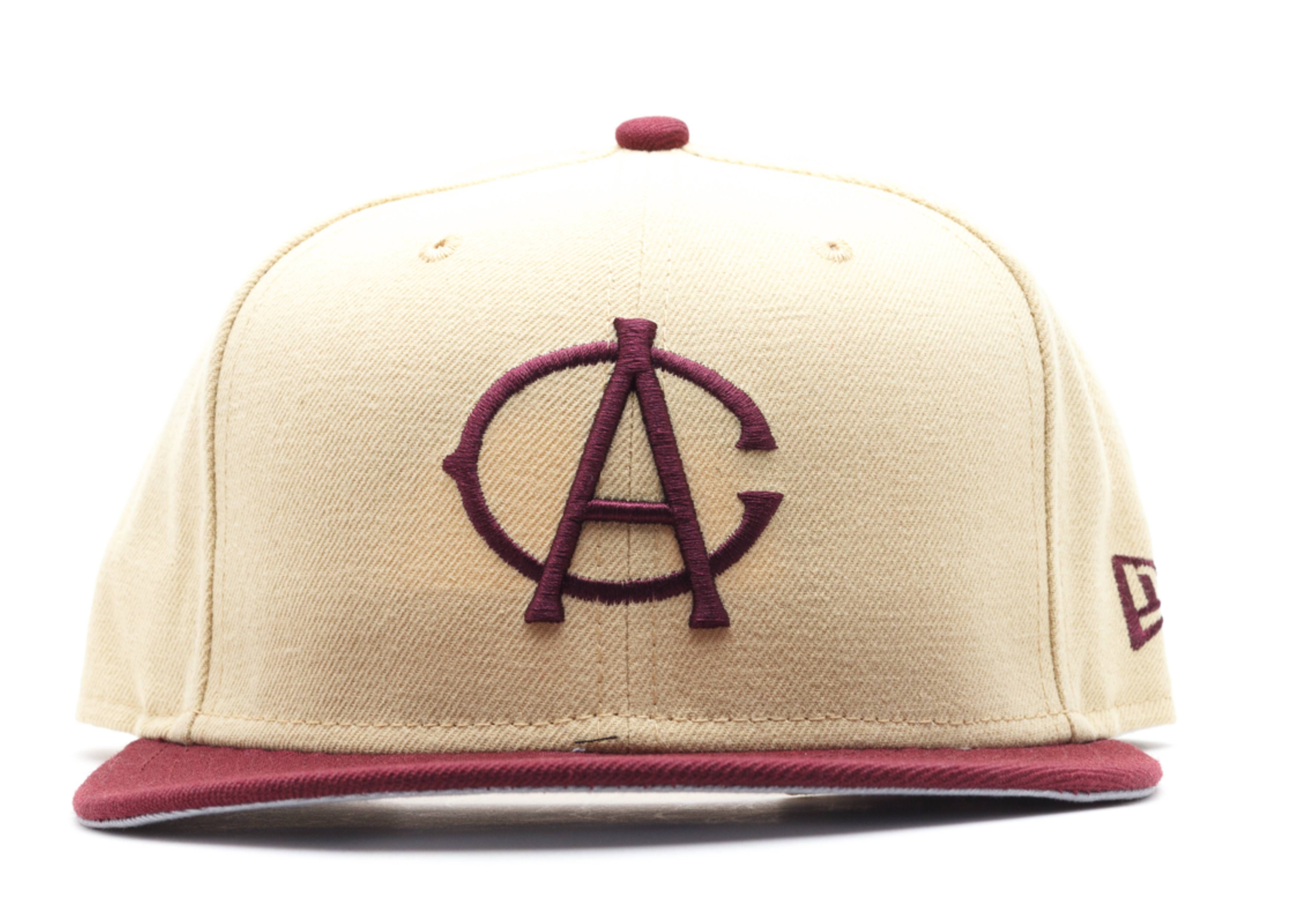 "chicago giants snap-back ""negro league"""