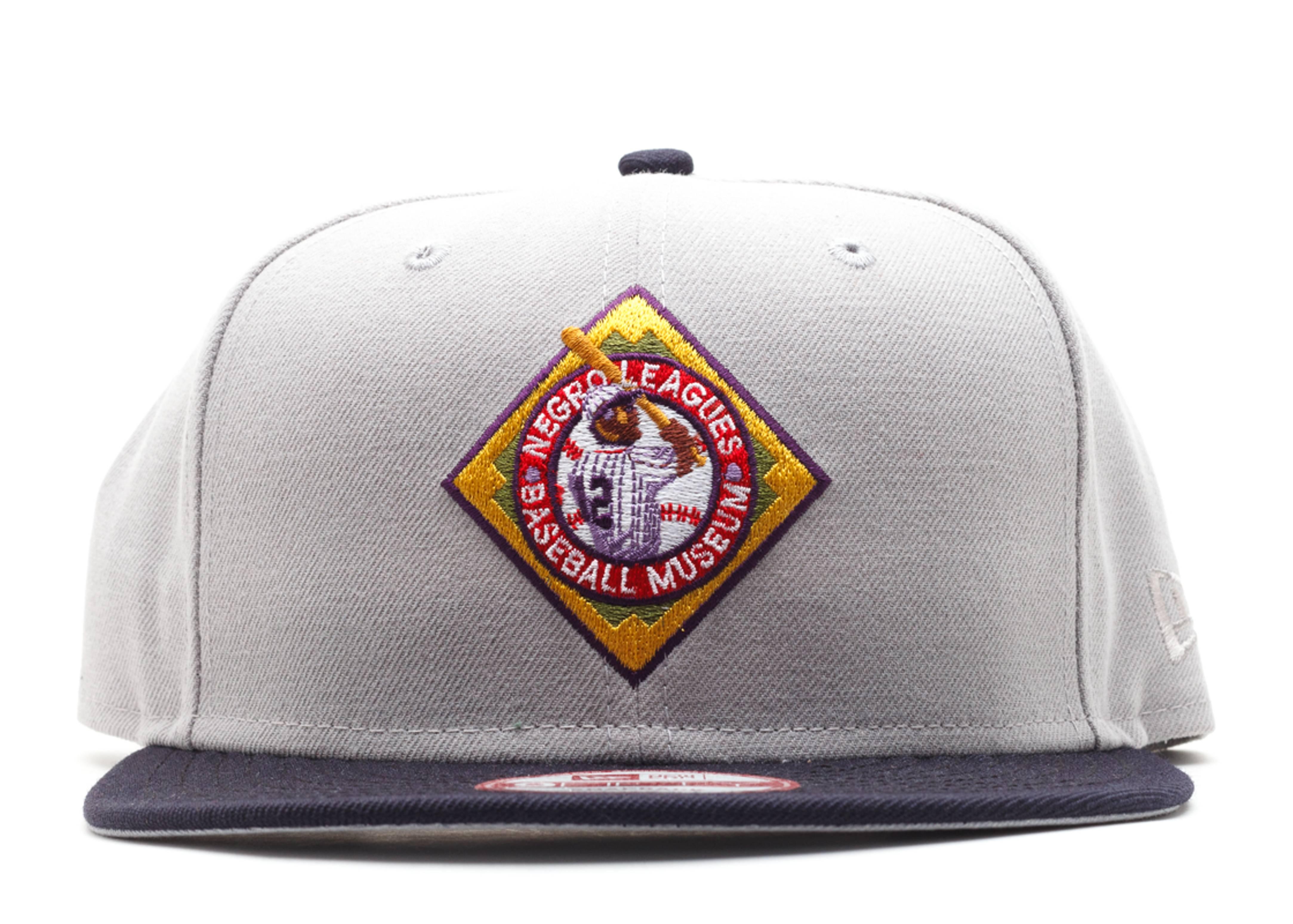 negro league baseball museum snap-back