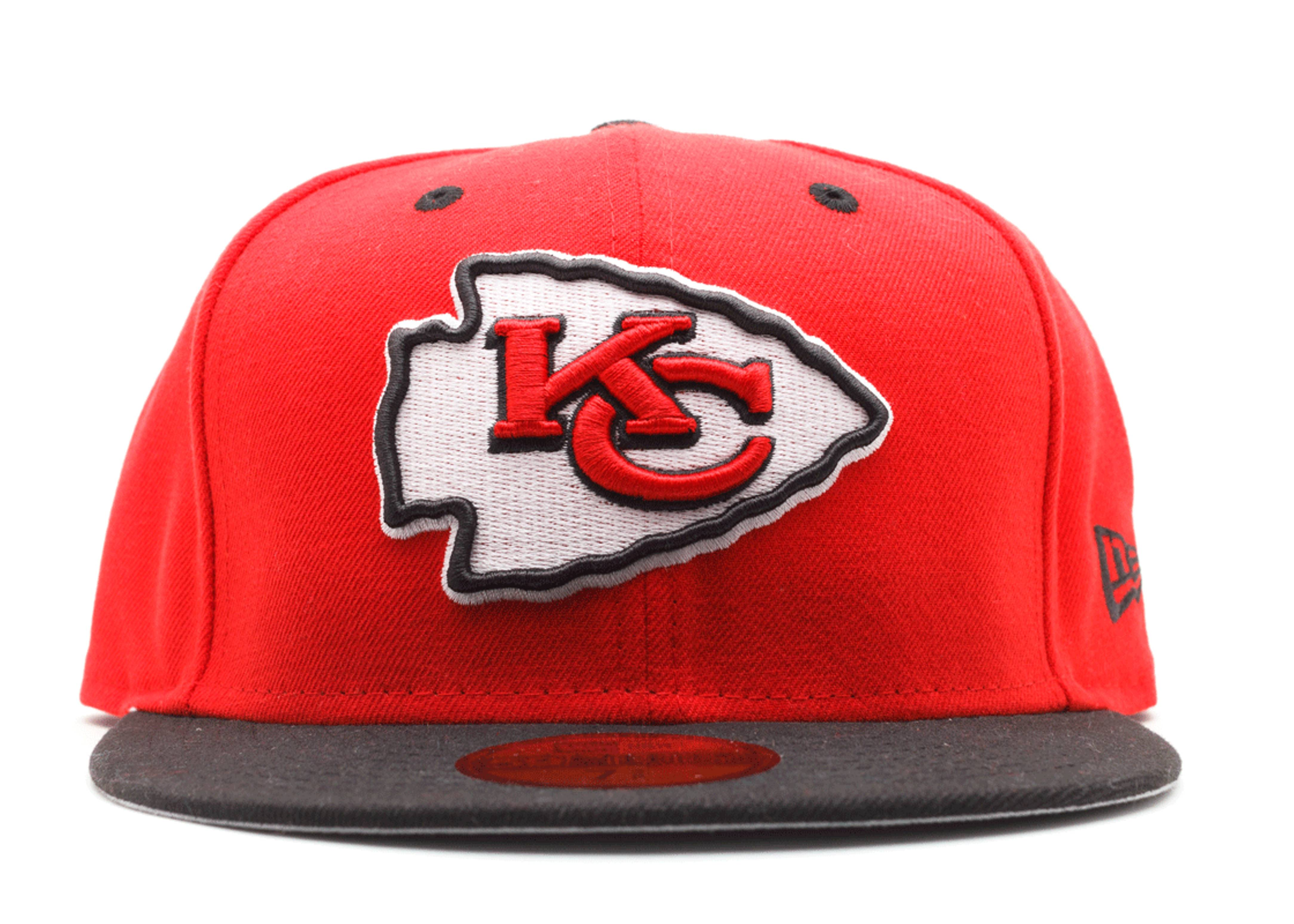 kansas city chiefs fitted