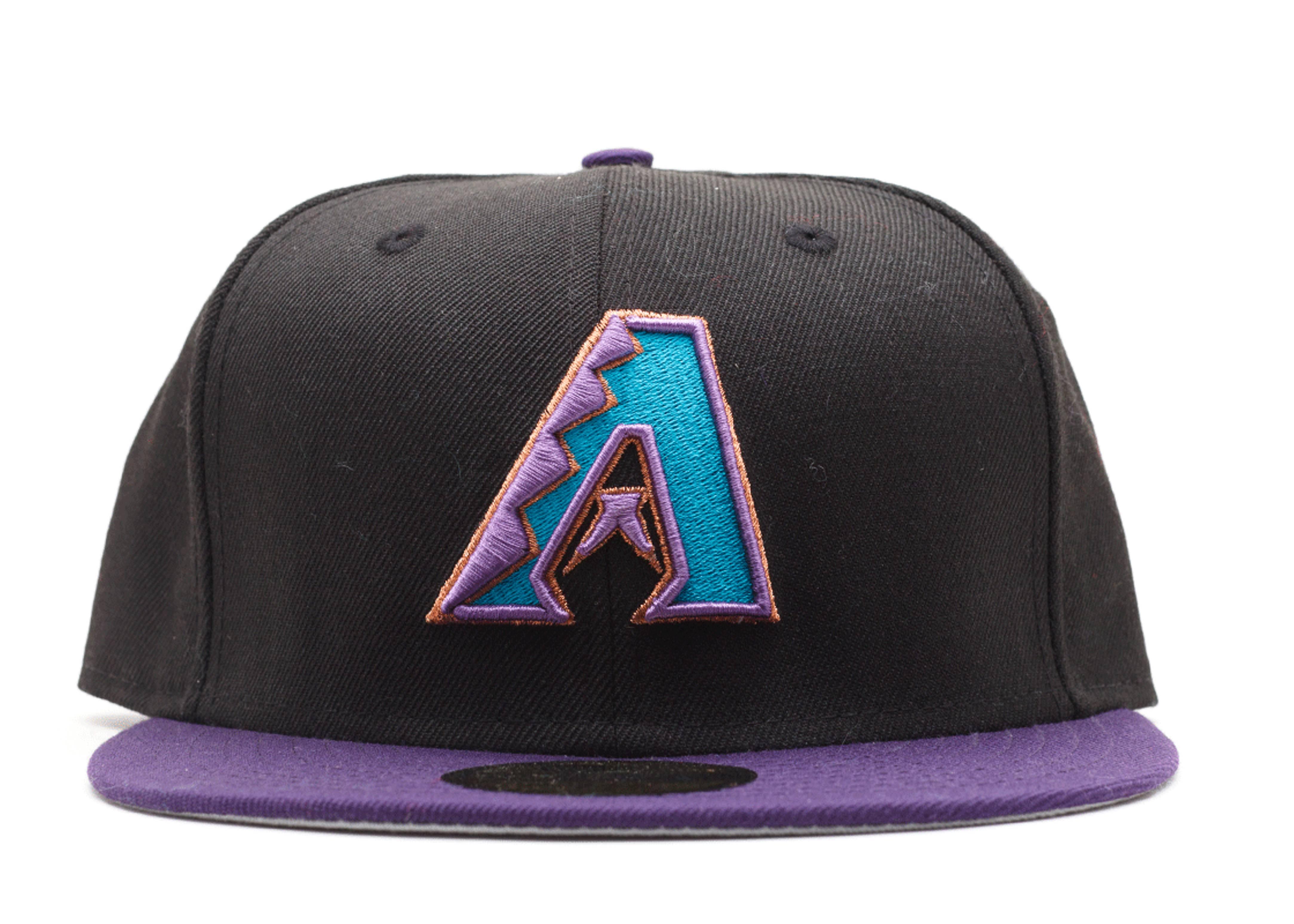 """arizona diamondbacks fitted """"1999 alternate"""""""