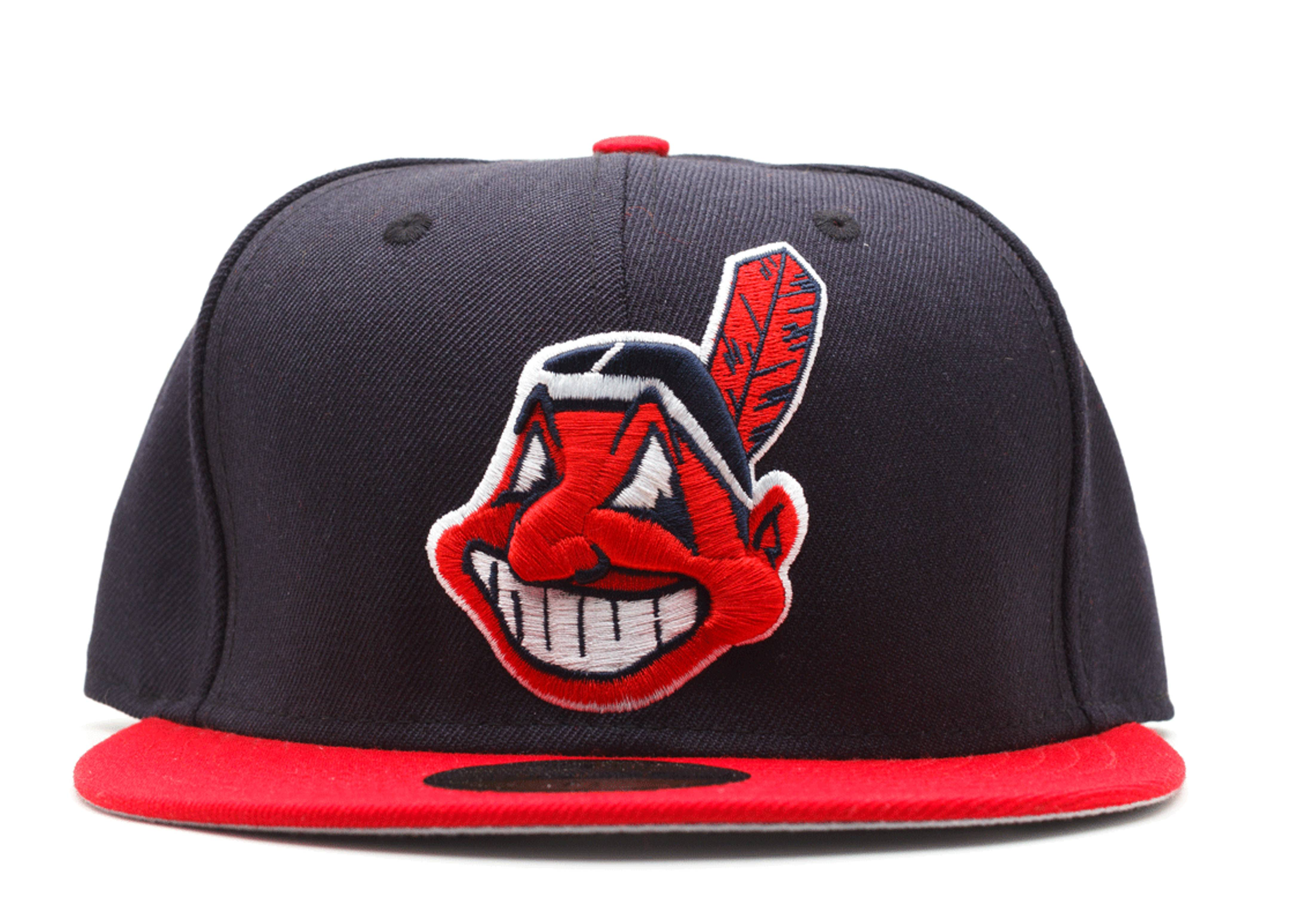 "cleveland indians fitted ""1999 home"""