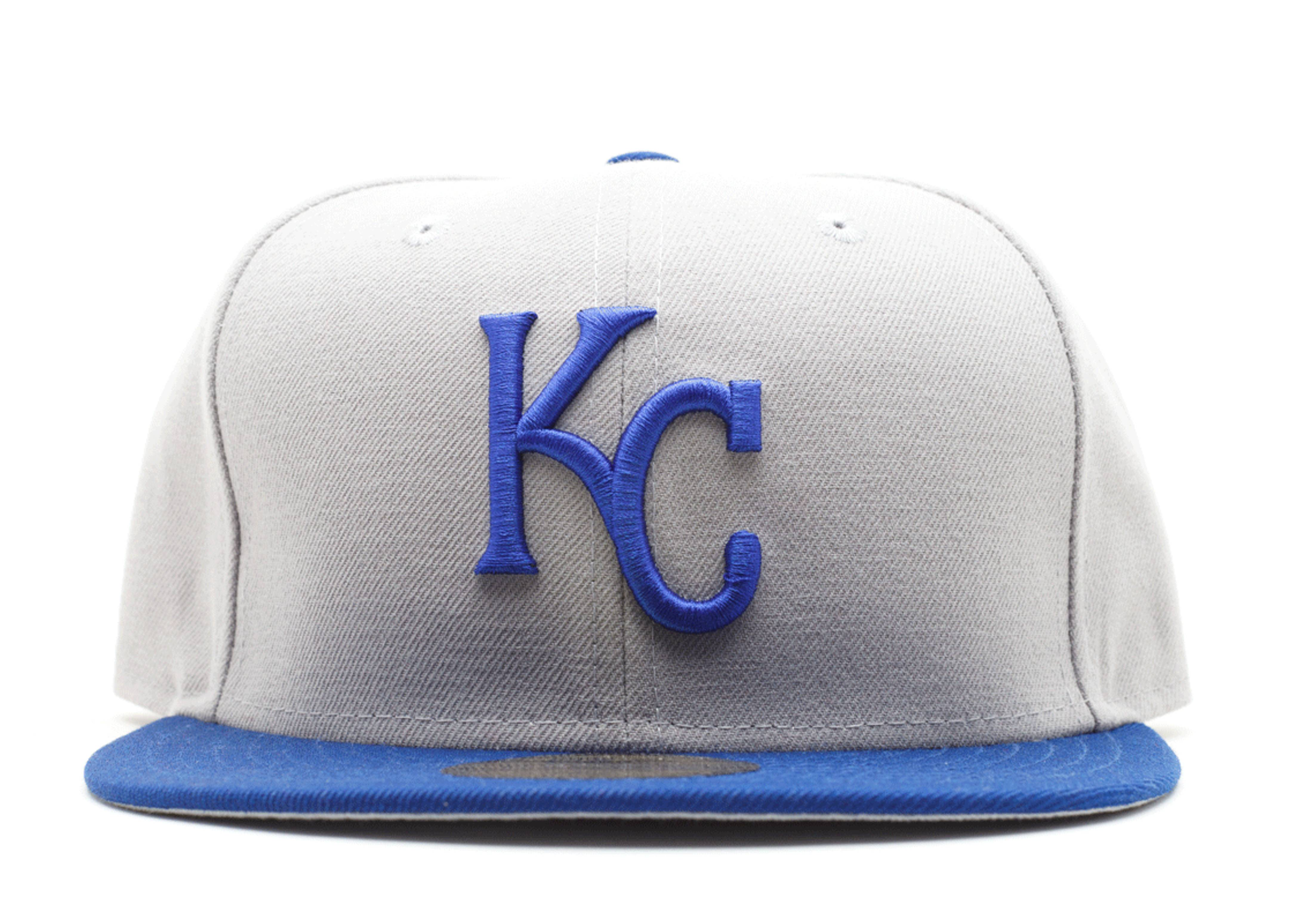 "kansas city royals fitted ""1999 road"""