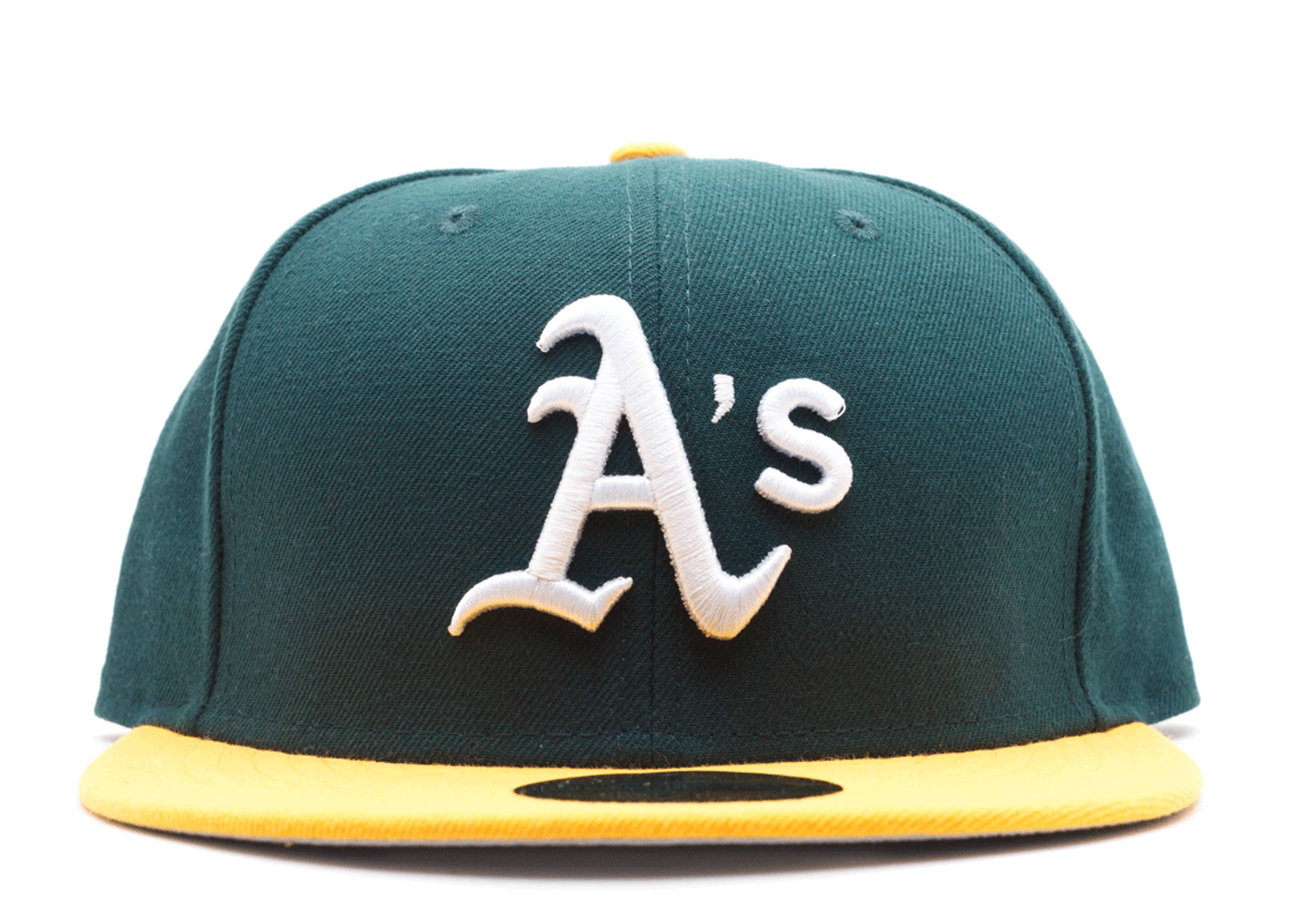 """oakland athletics fitted """"1999 home"""""""