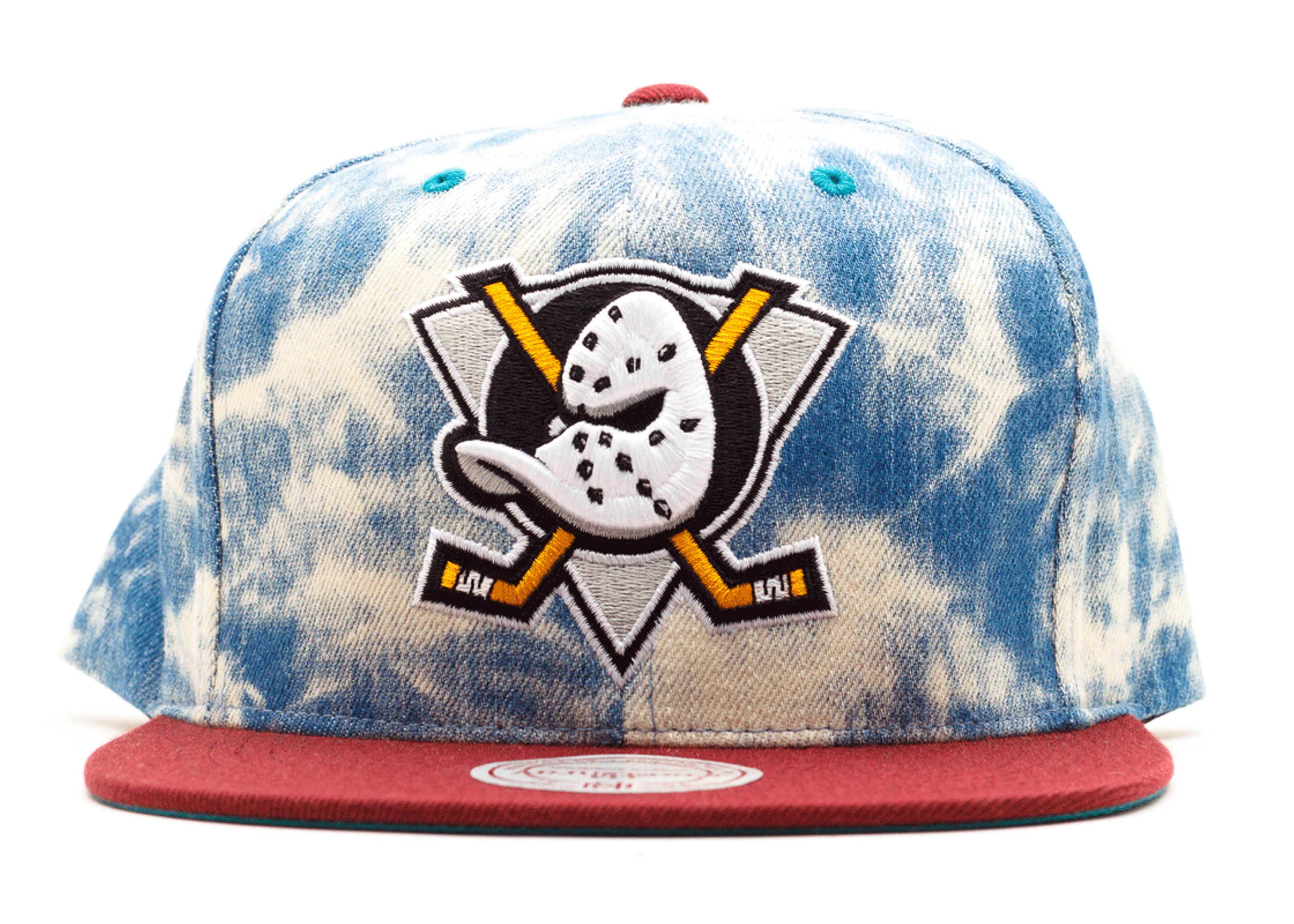 "anaheim ducks snap-back ""20th anniversary"""