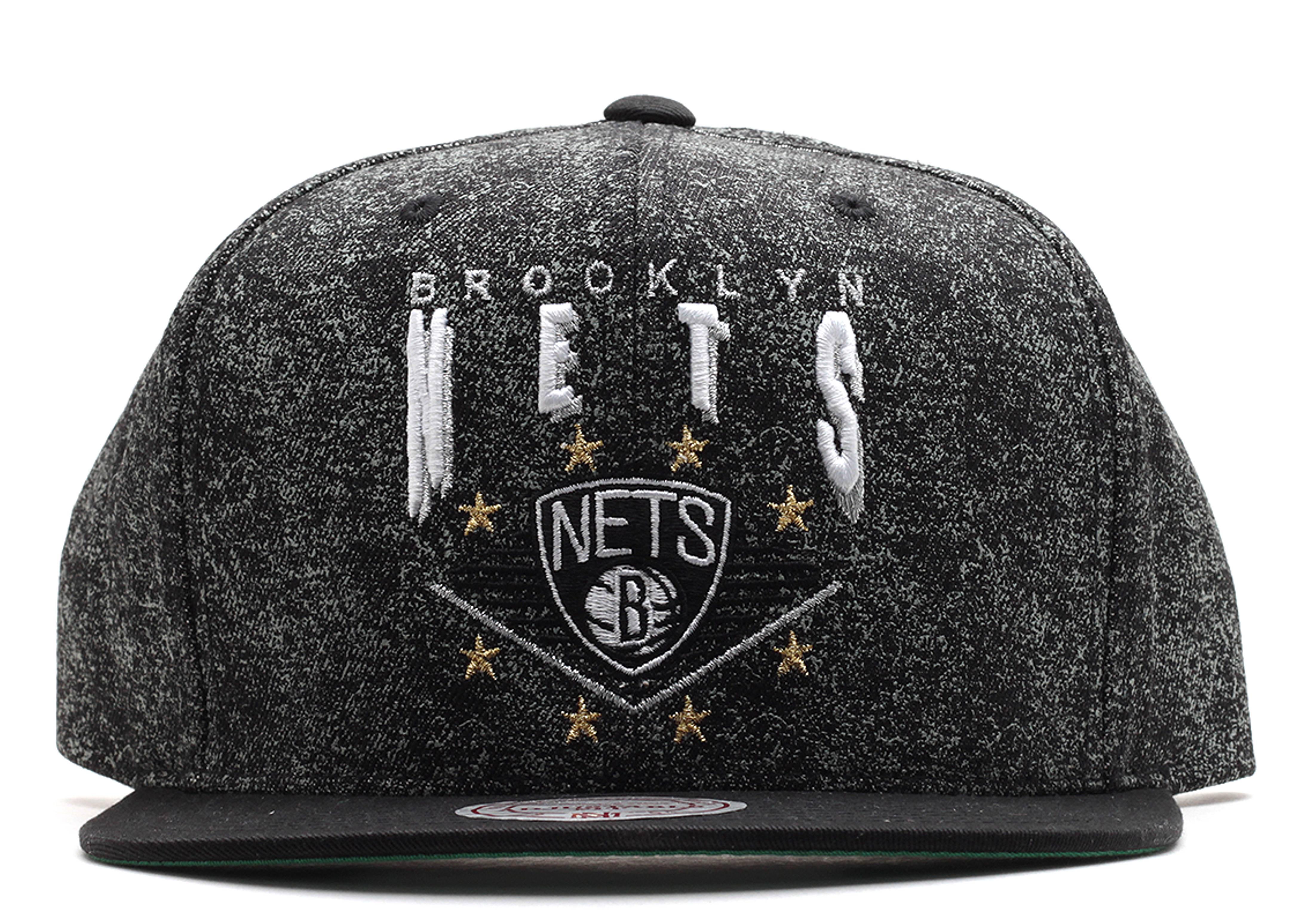 "brooklyn nets snap-back ""diamond marquee"""