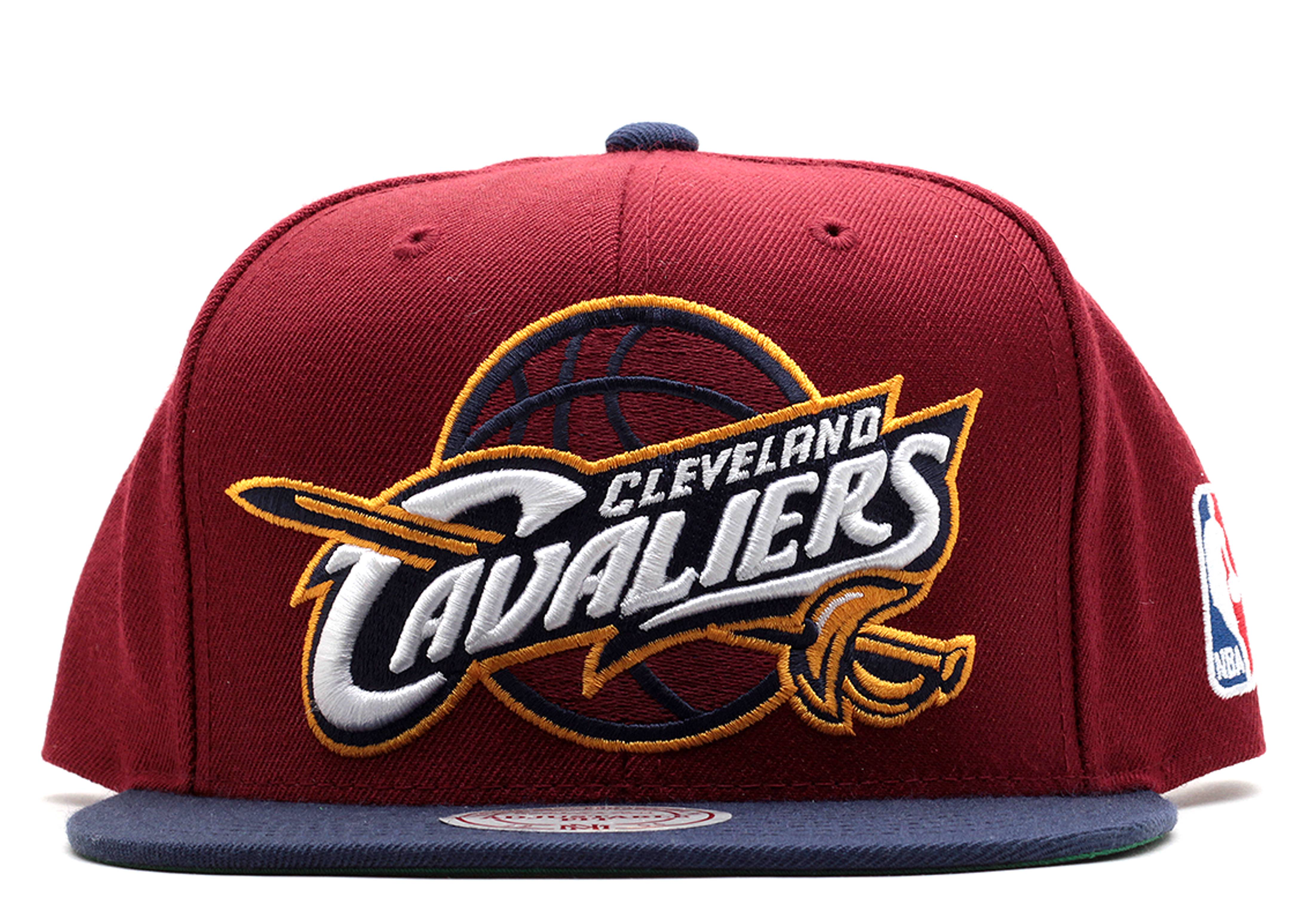cleveland cavaliers snap-back