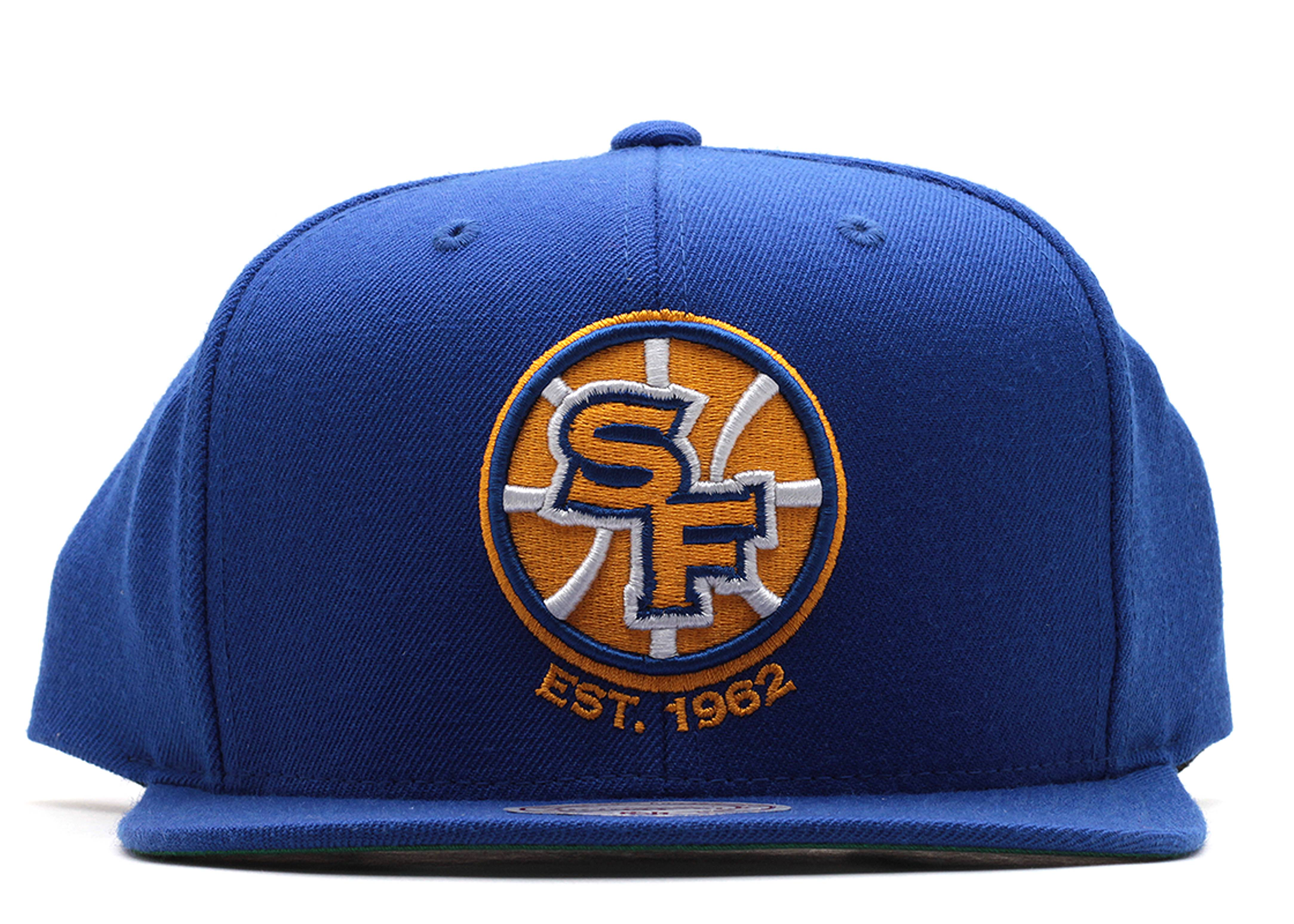 san francisco warriors snap-back