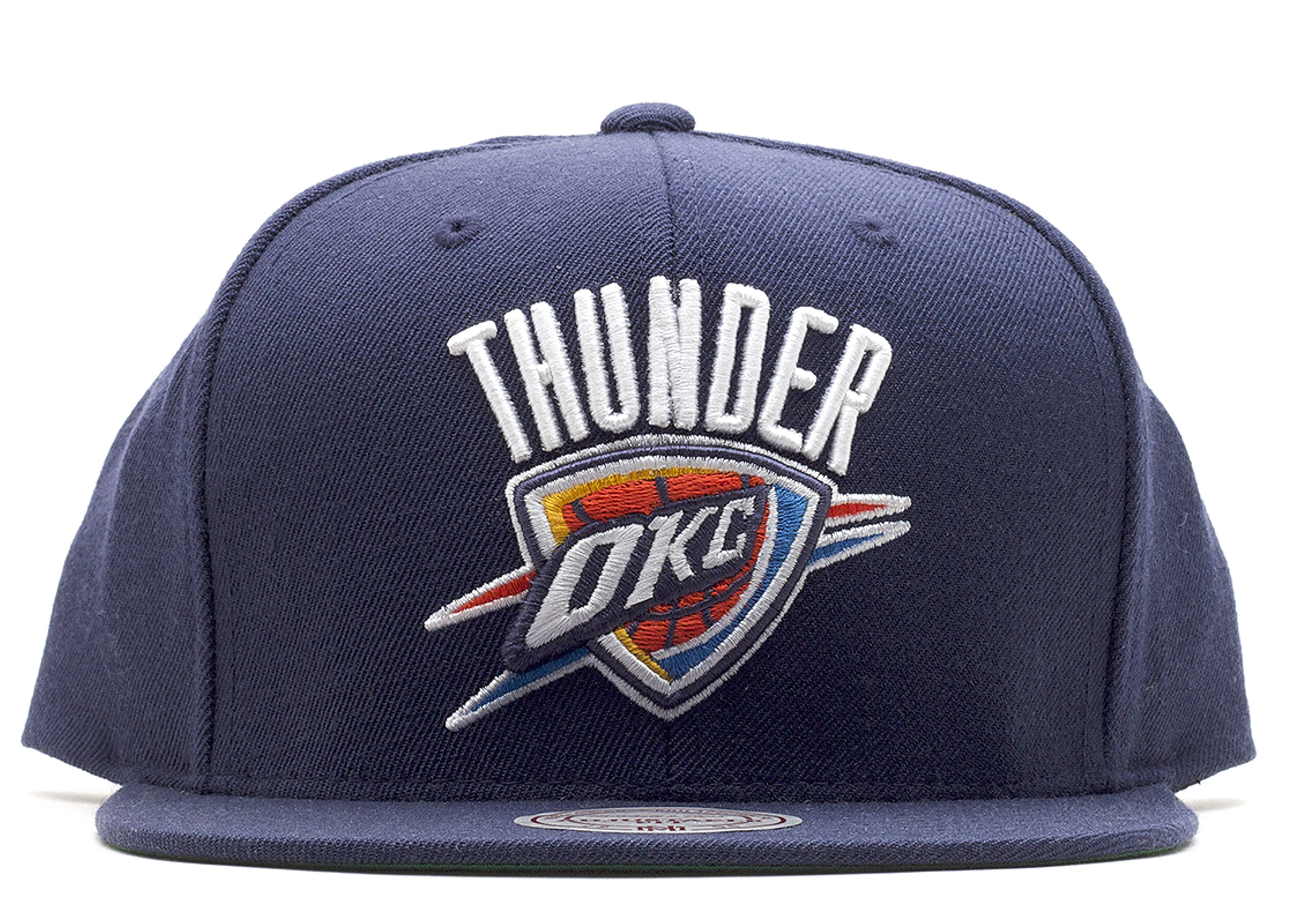 oklahoma city thunder snap-back