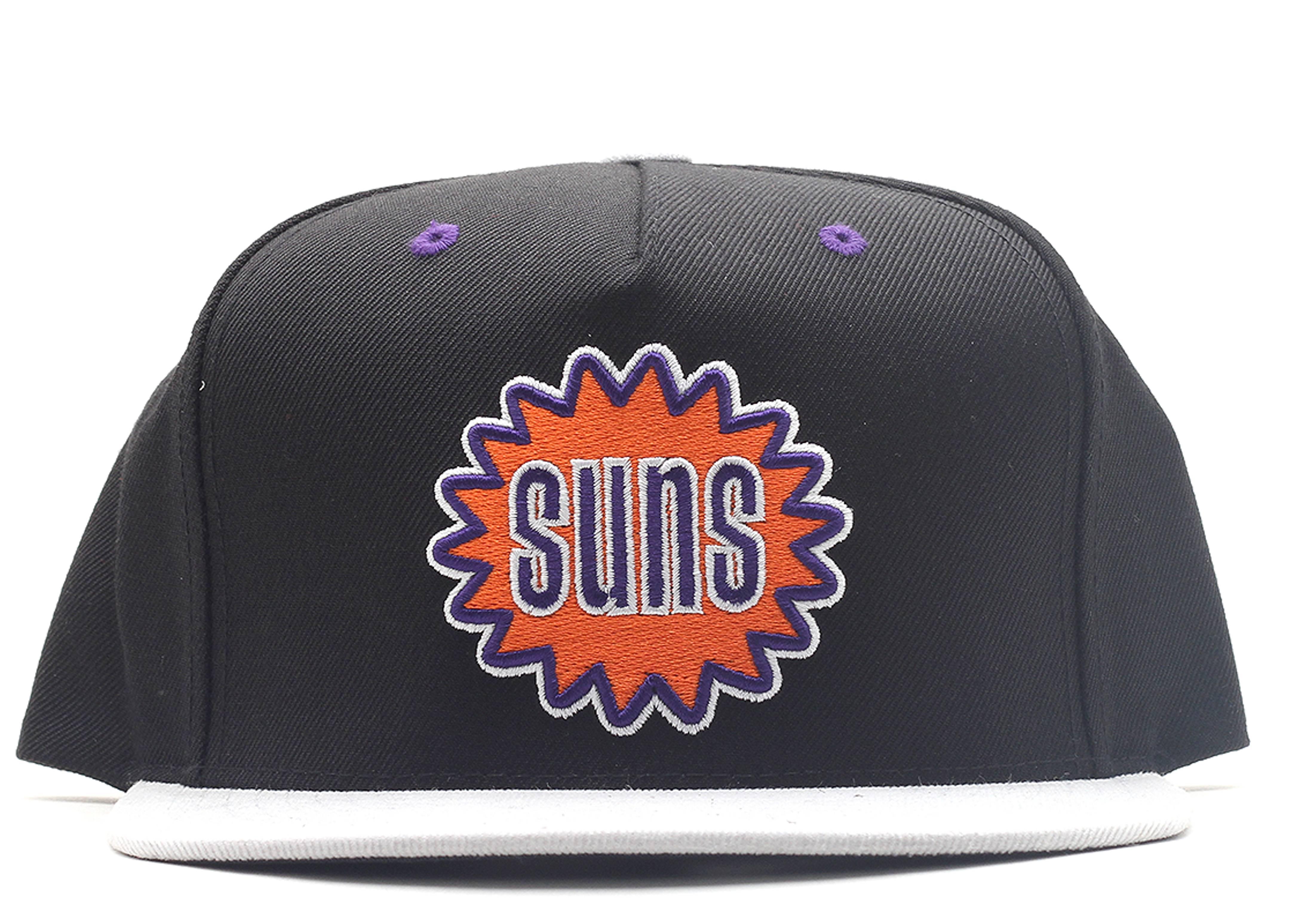 "phoenix suns strap-back ""cord visor"""