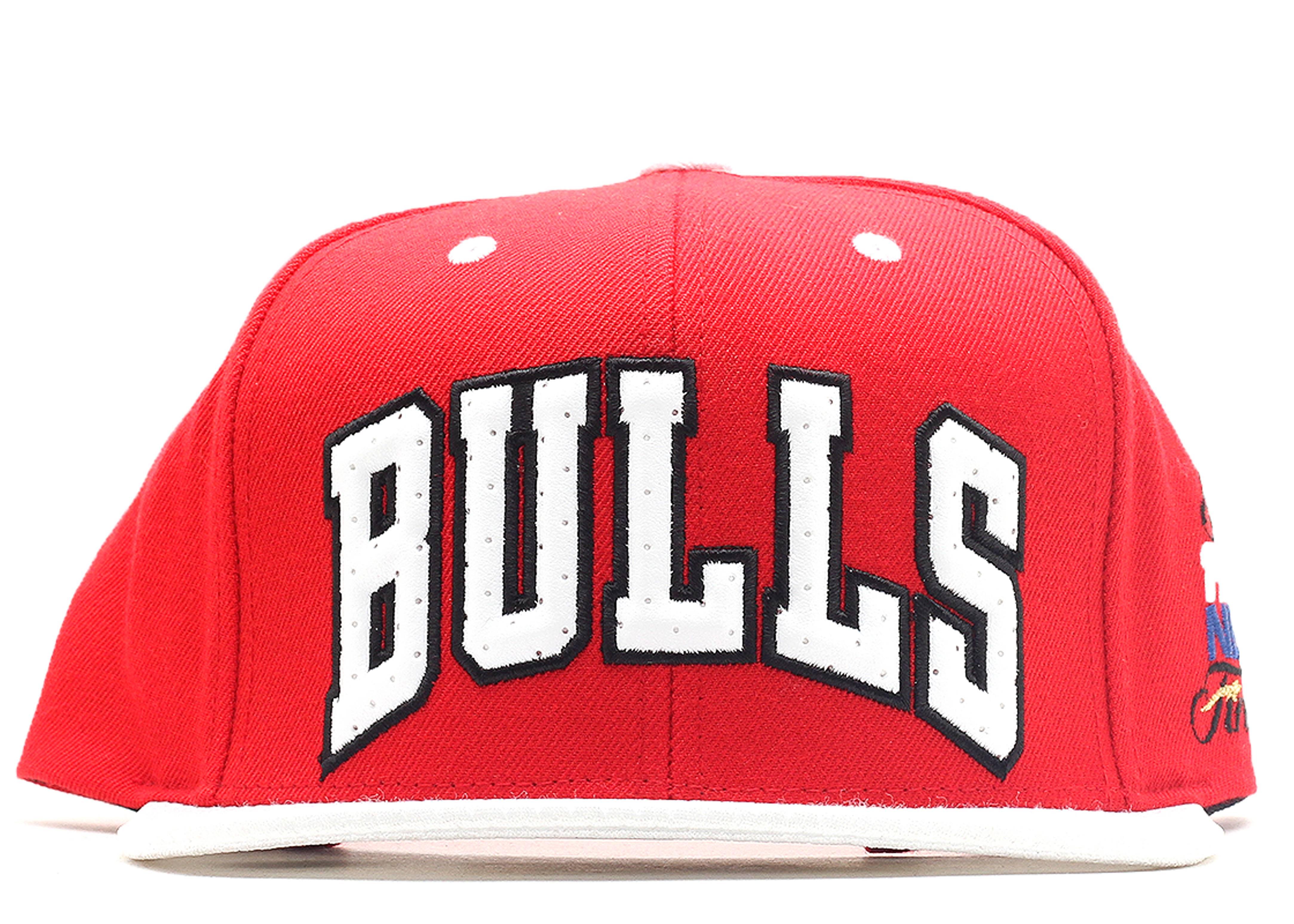 """chicago bulls snap-back """"1991 nba finals"""""""