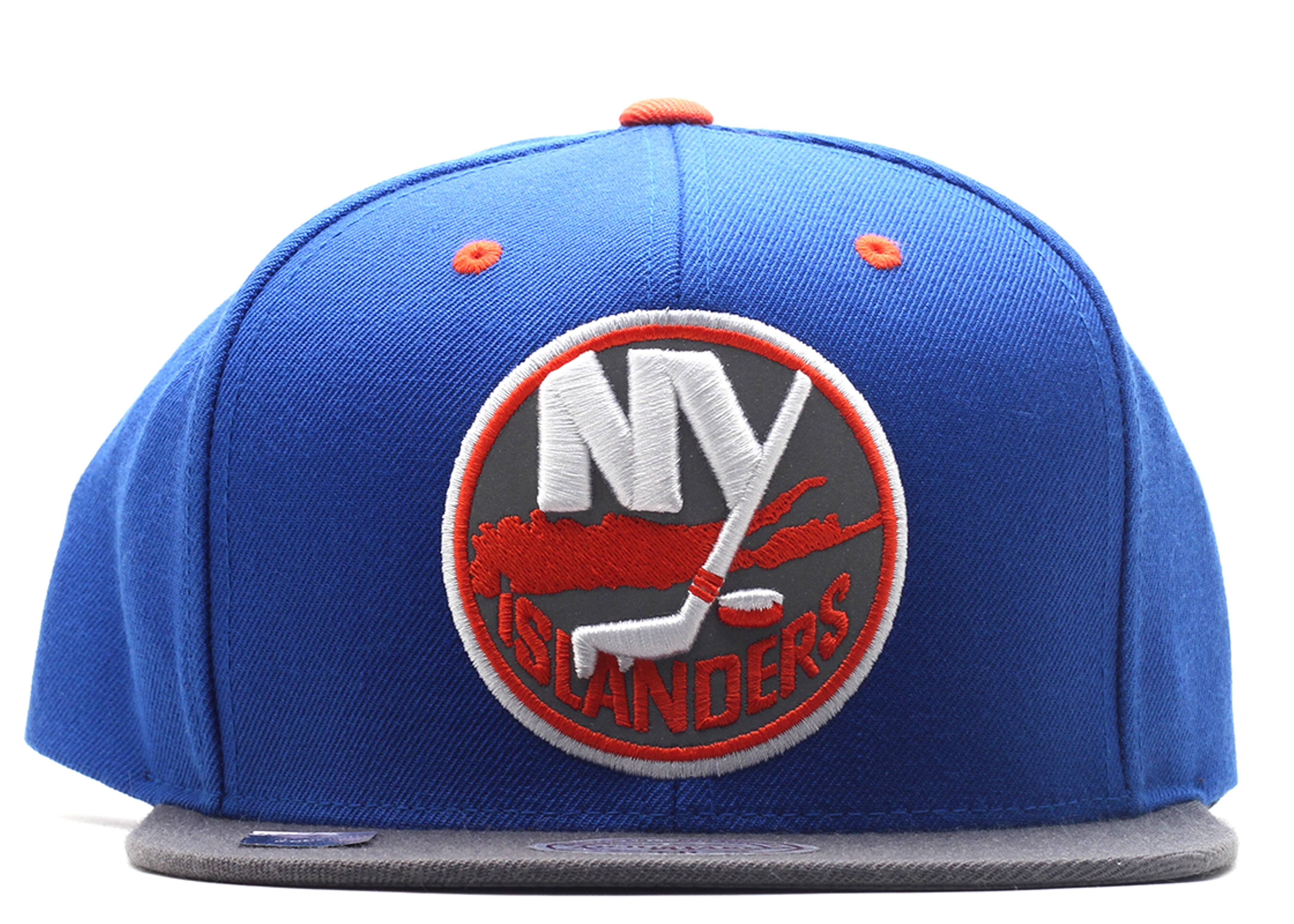 "new york islanders snap-back ""3m"""