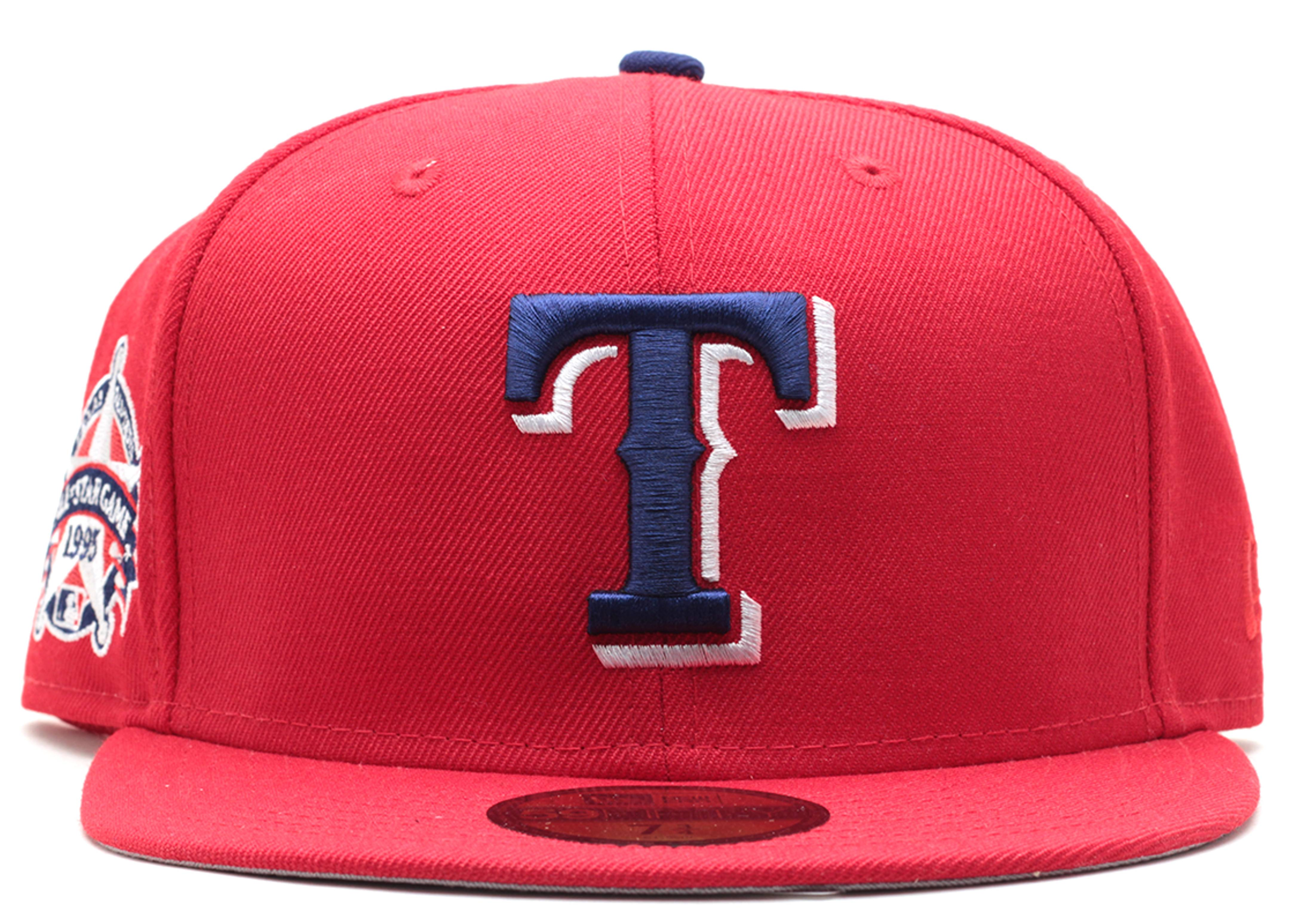 """texas rangers fitted """"1995 all-star game"""""""