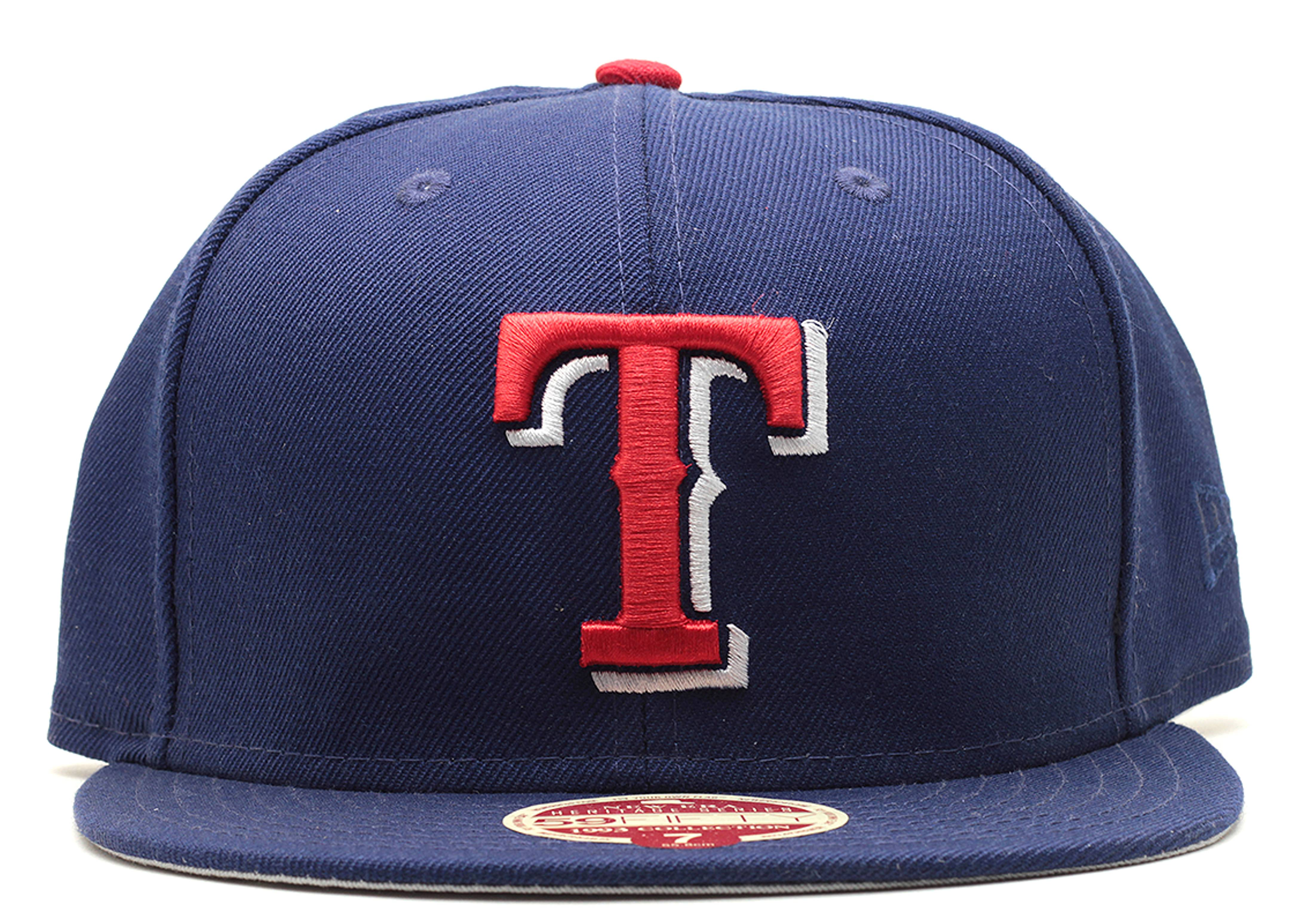 """texas rangers fitted """"1993 collection"""""""