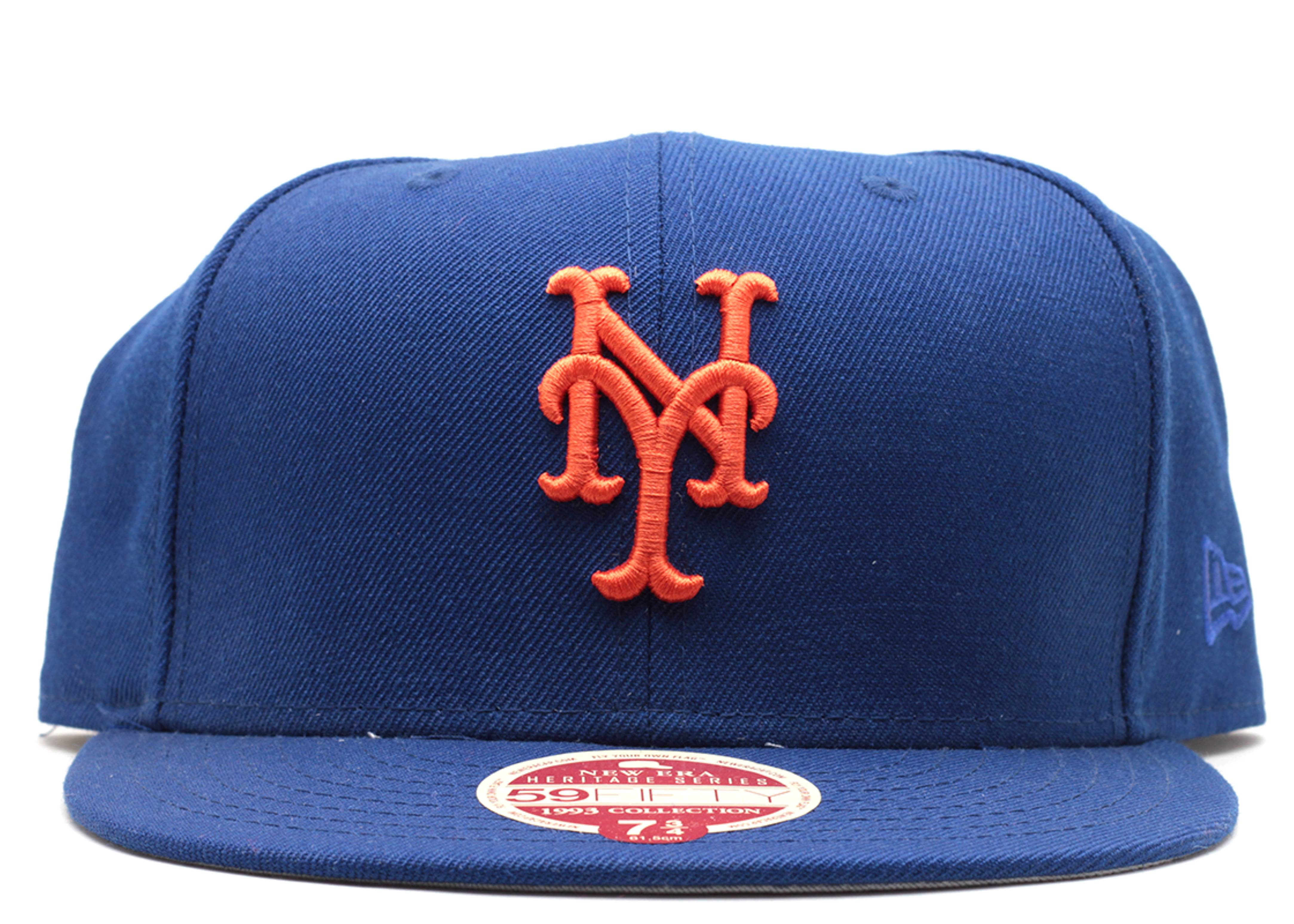 "new york mets fitted ""1993 collection"""