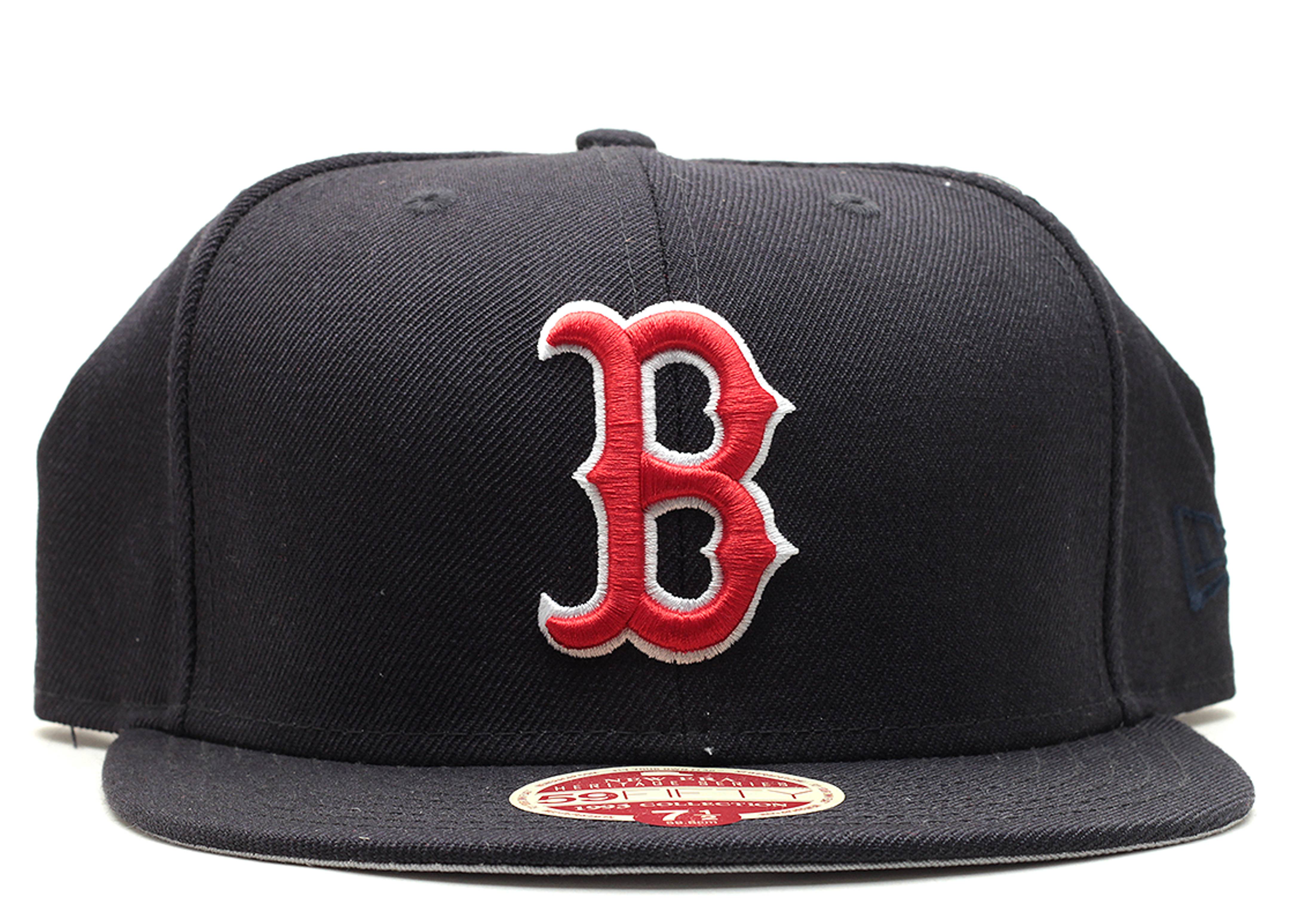"boston red sox fitted ""1993 collection"""