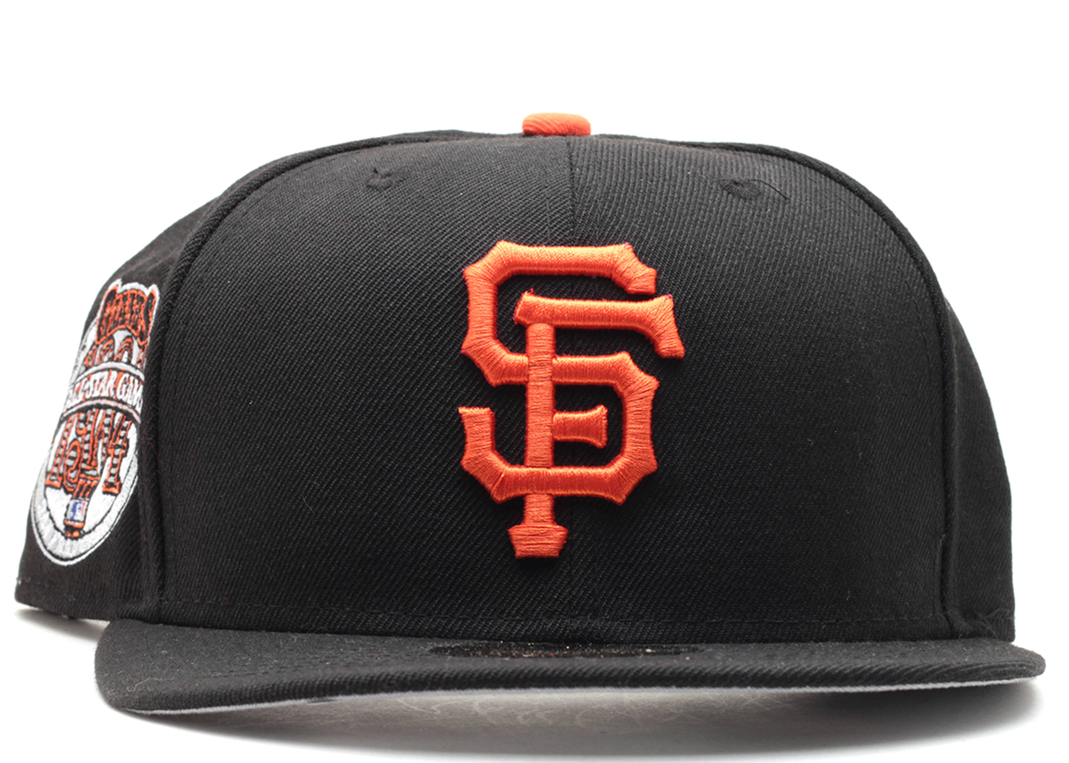 """san francisco giants fitted """"1984 all-star game"""""""