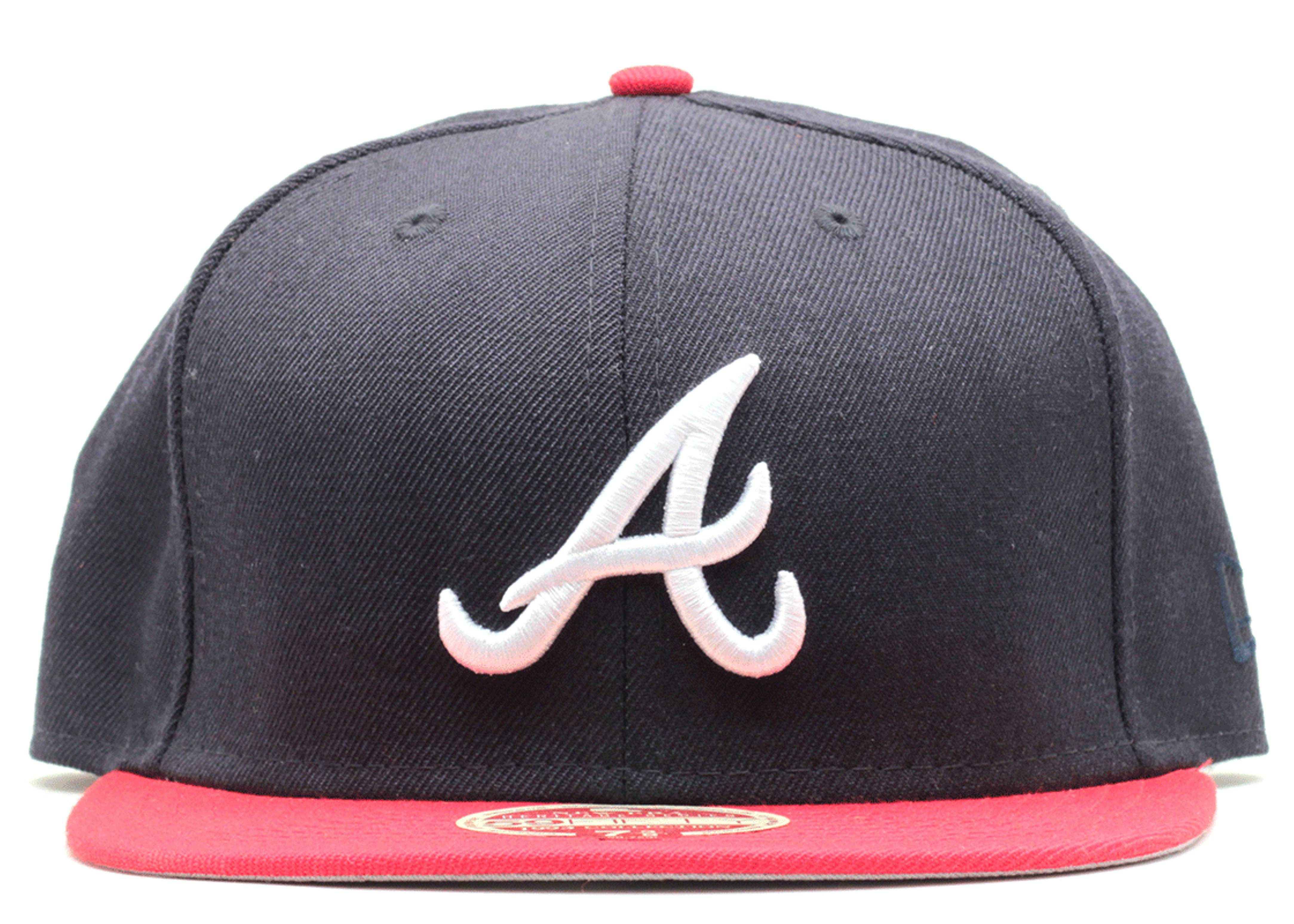 "atlanta braves fitted ""1993 collection"""