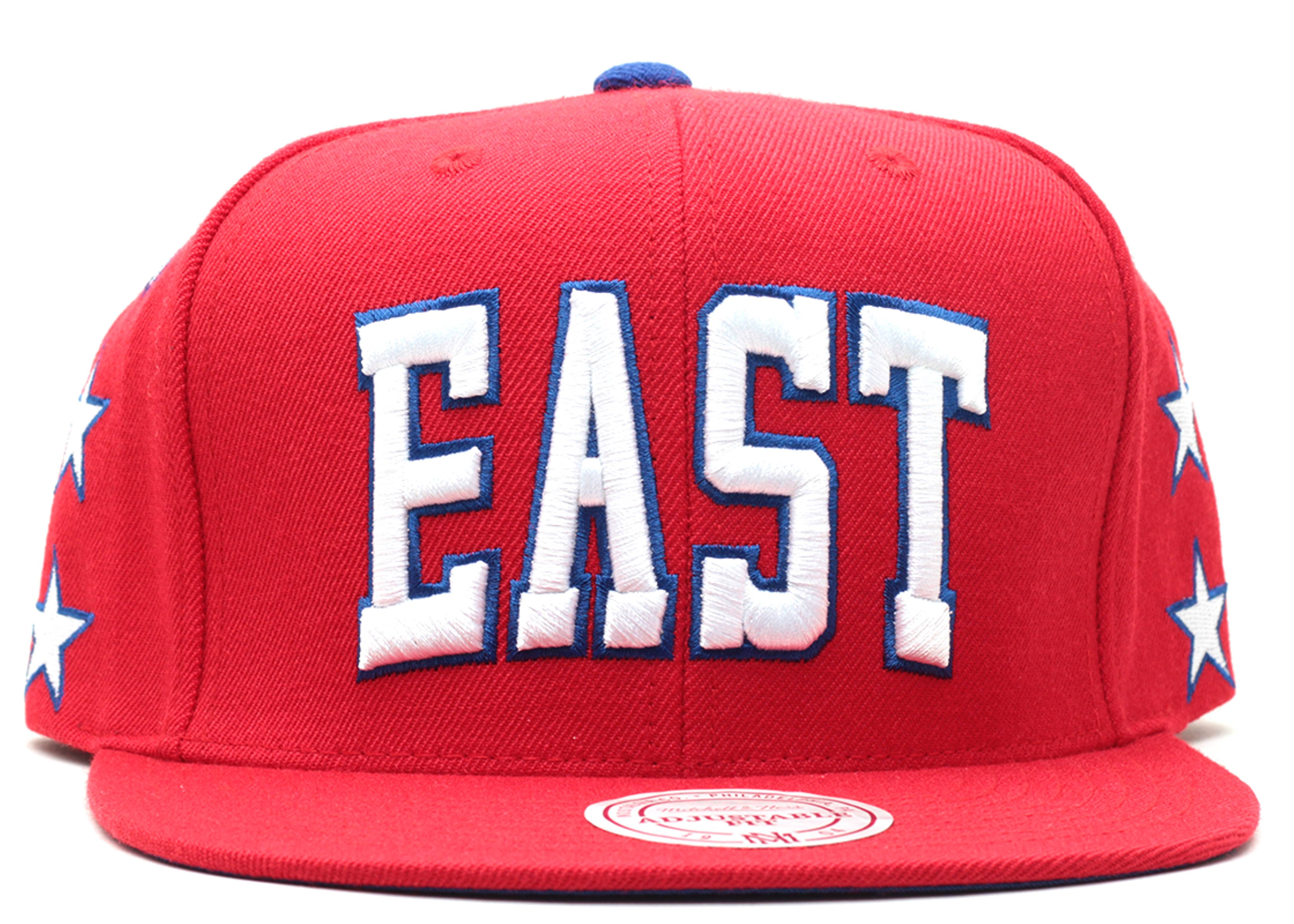 "east snap-back ""1989 nba all-star game"""